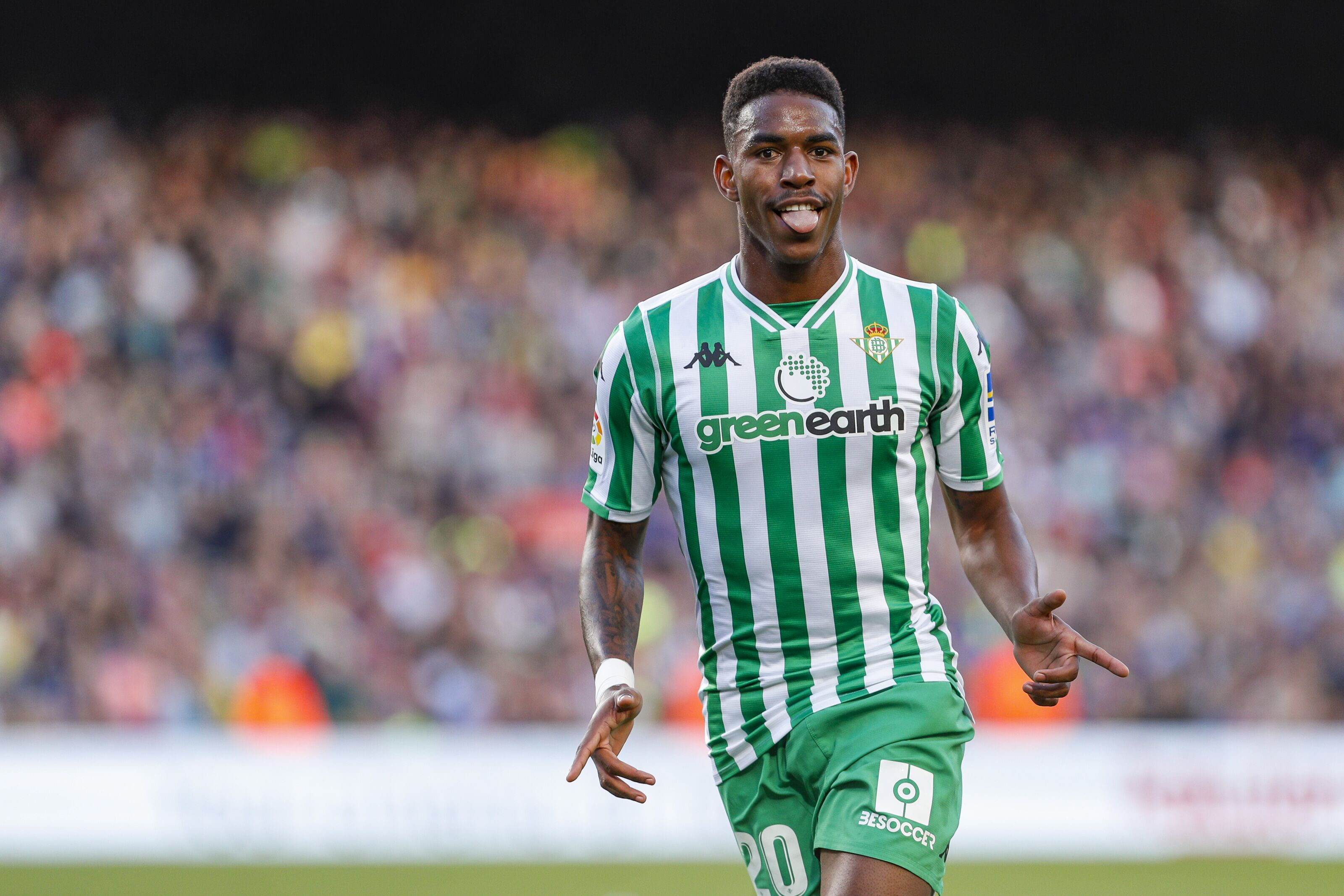 Barcelona: Could Real Betis maverick Junior Firpo be a potential target?