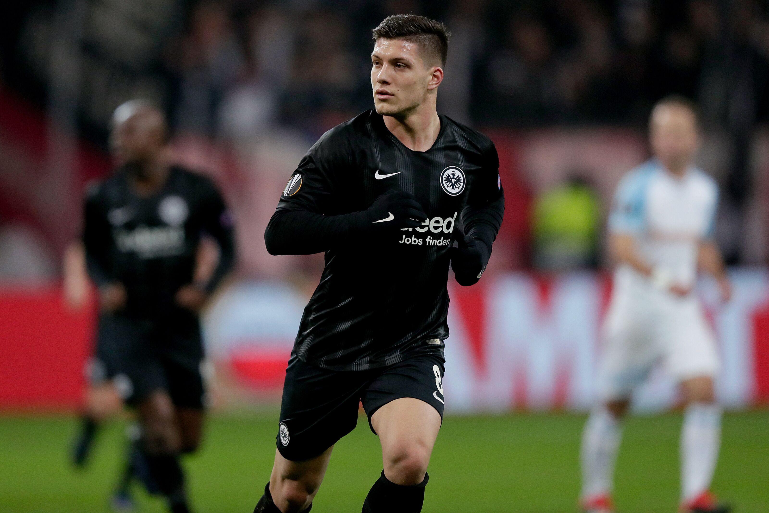 Could Luka Jovic become the next Predrag Mijatović at ...