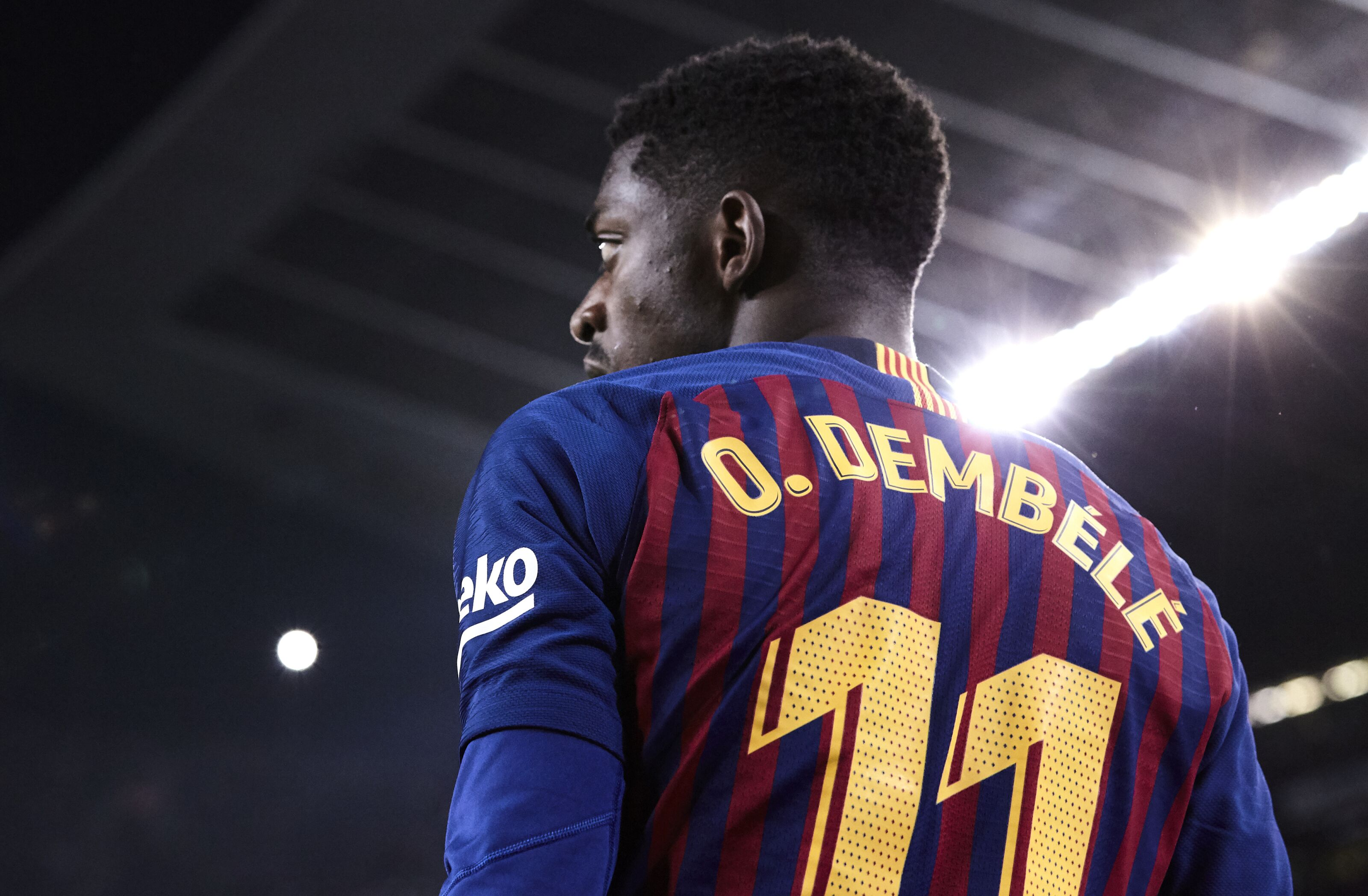 Barcelona: Ousmane Dembele will dictate the fate of Neymar's transfer