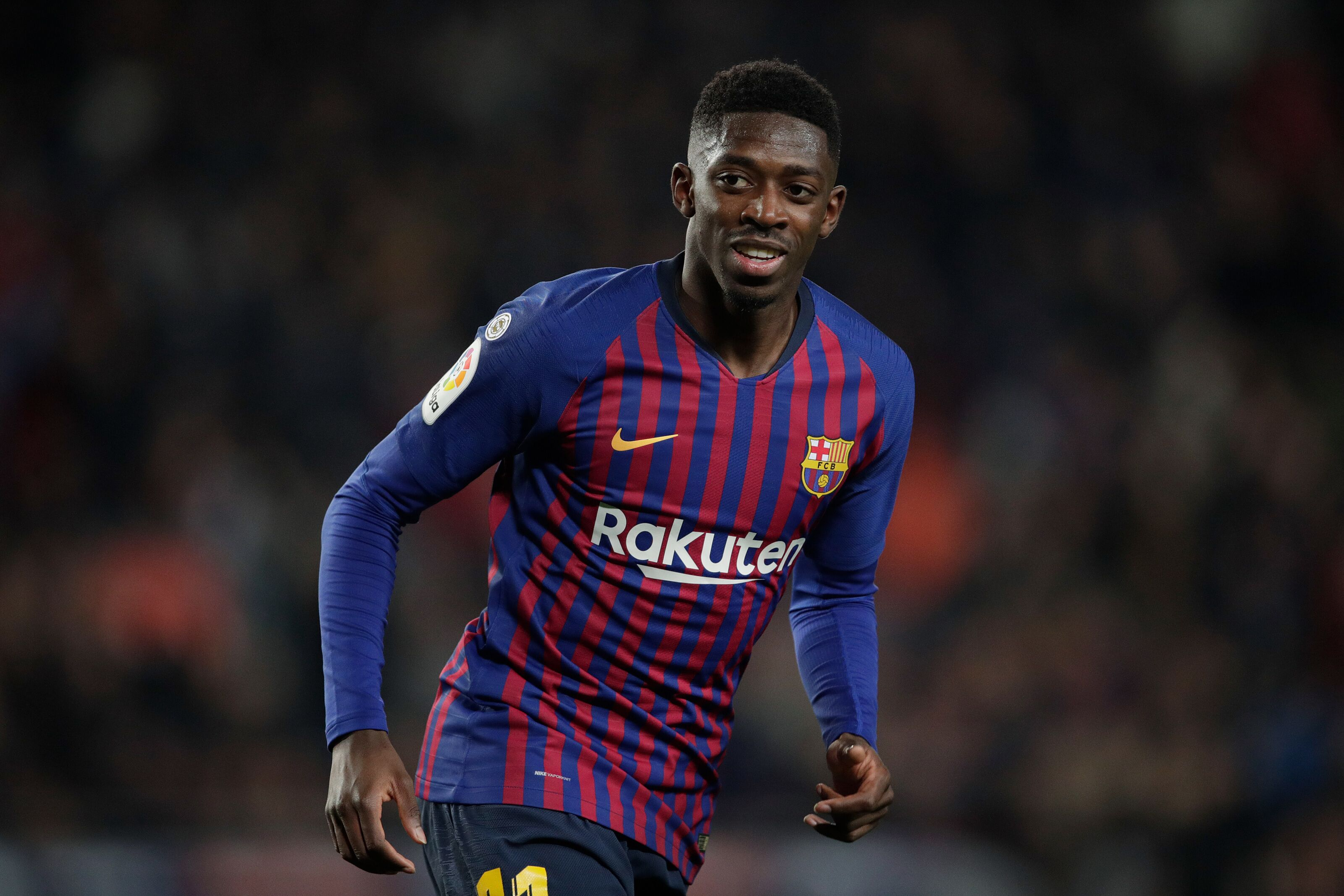 63eacd2236f Barcelona relieved as Ousmane Dembélé overcomes injury in time
