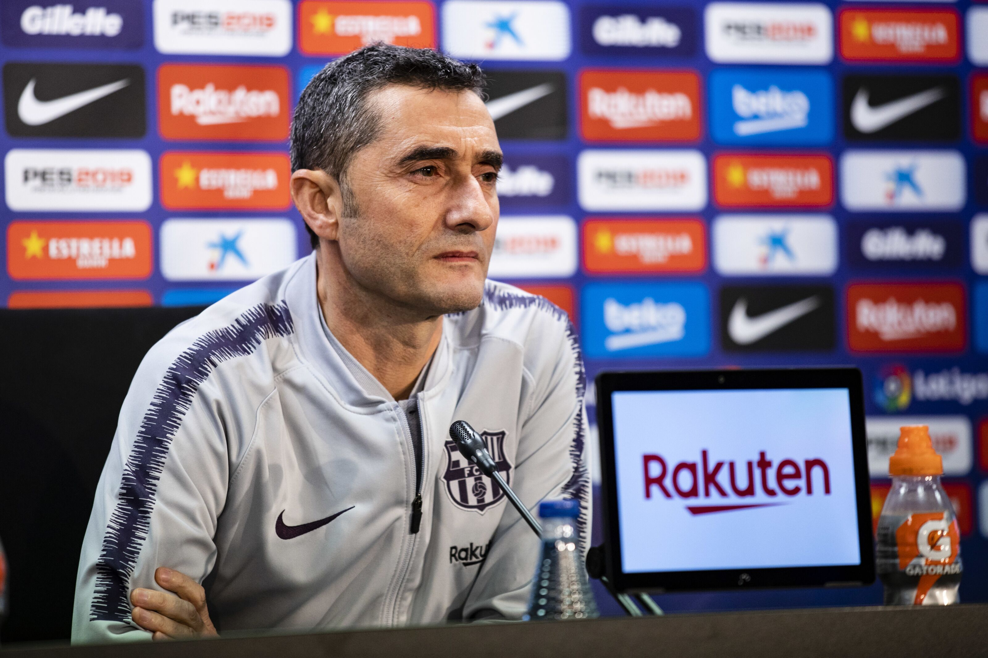 Barcelona: Ernesto Valverde puts his weight behind Kevin-Prince Boateng