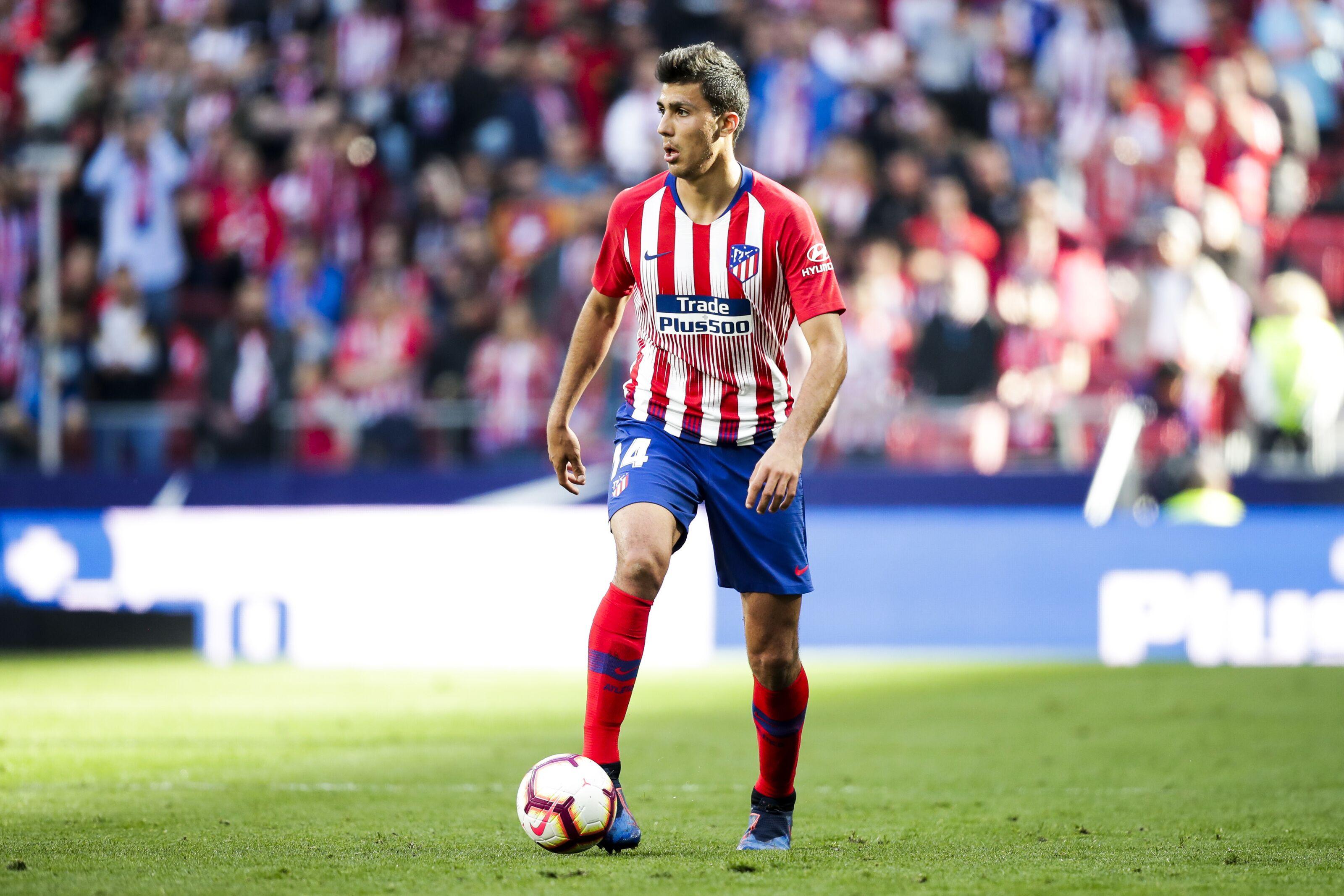 Gabi's successor at Atlu00e9tico slowly emerges as top Barcelona target