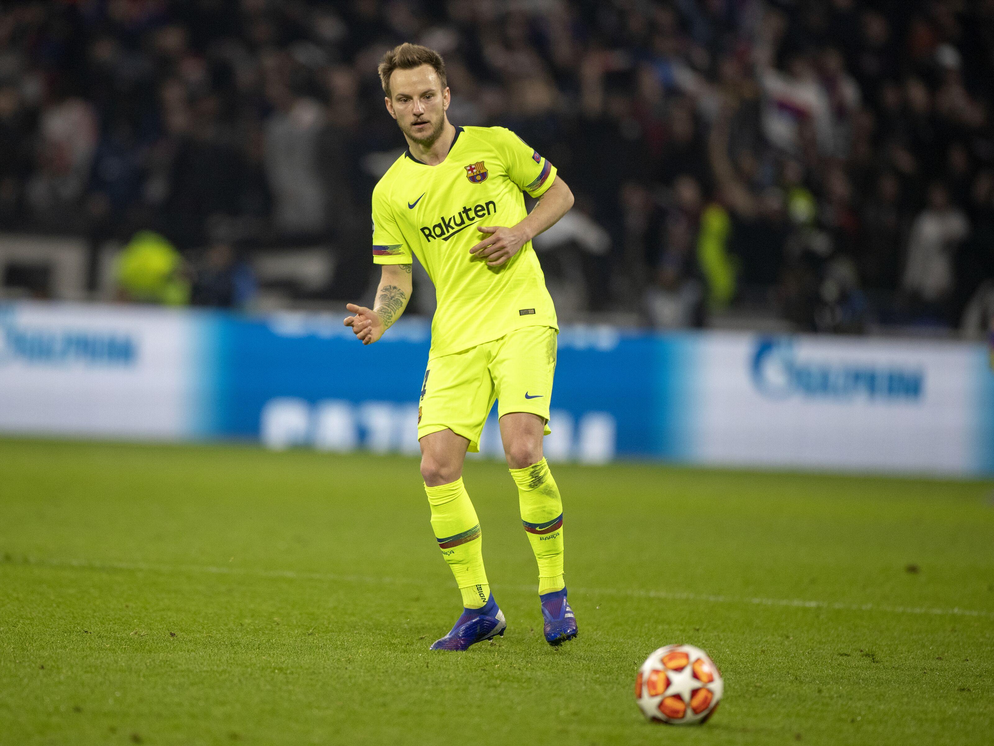Barcelona: Questions remain over Ivan Rakitic's future