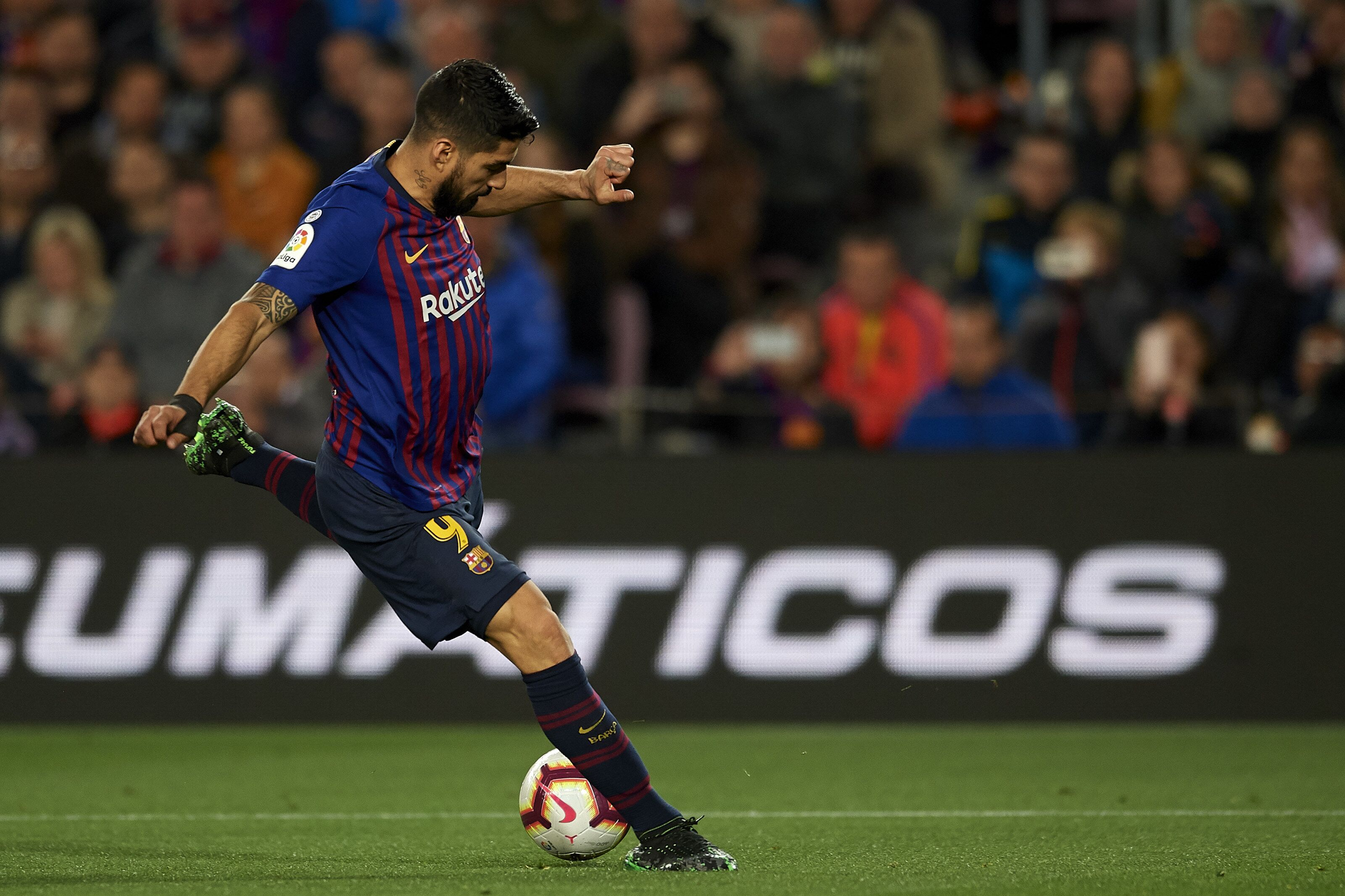 Barcelona superstar ruled out for three weeks
