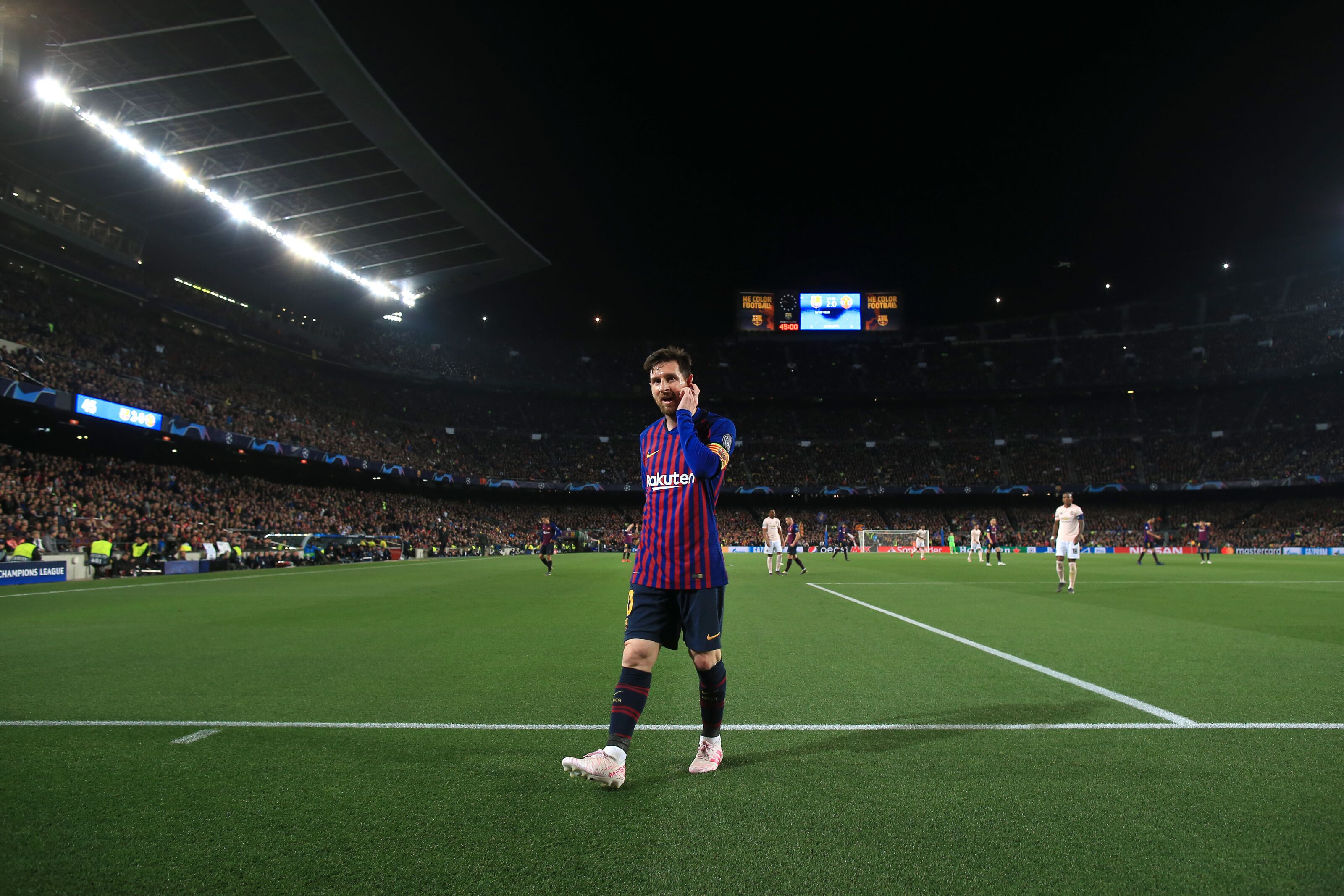Barcelona to use Lionel Messi as bait in order to complete super signing