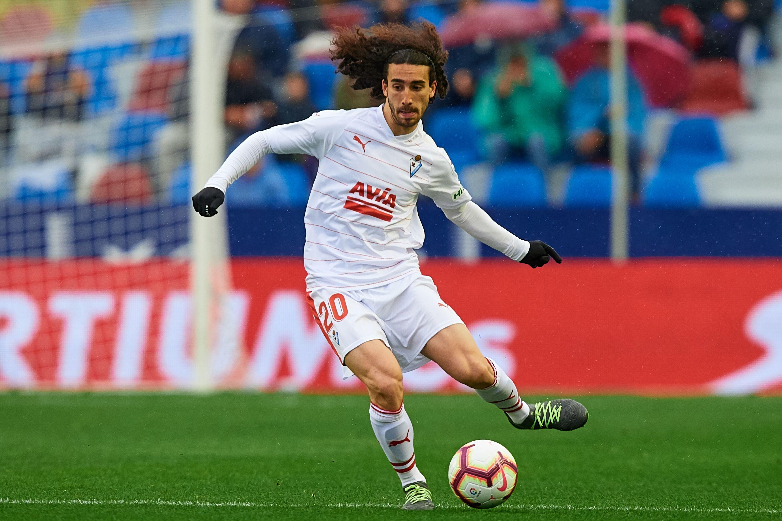 Marc Cucurella to return to Barcelona in buy-back deal