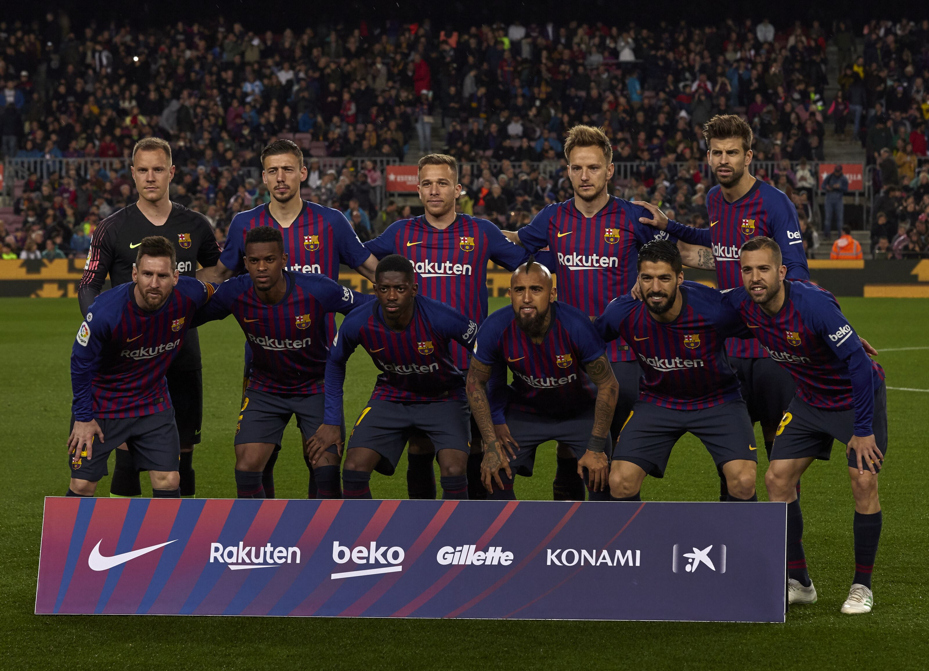Alaves vs Barcelona: Expected Starting XI for midweek clash