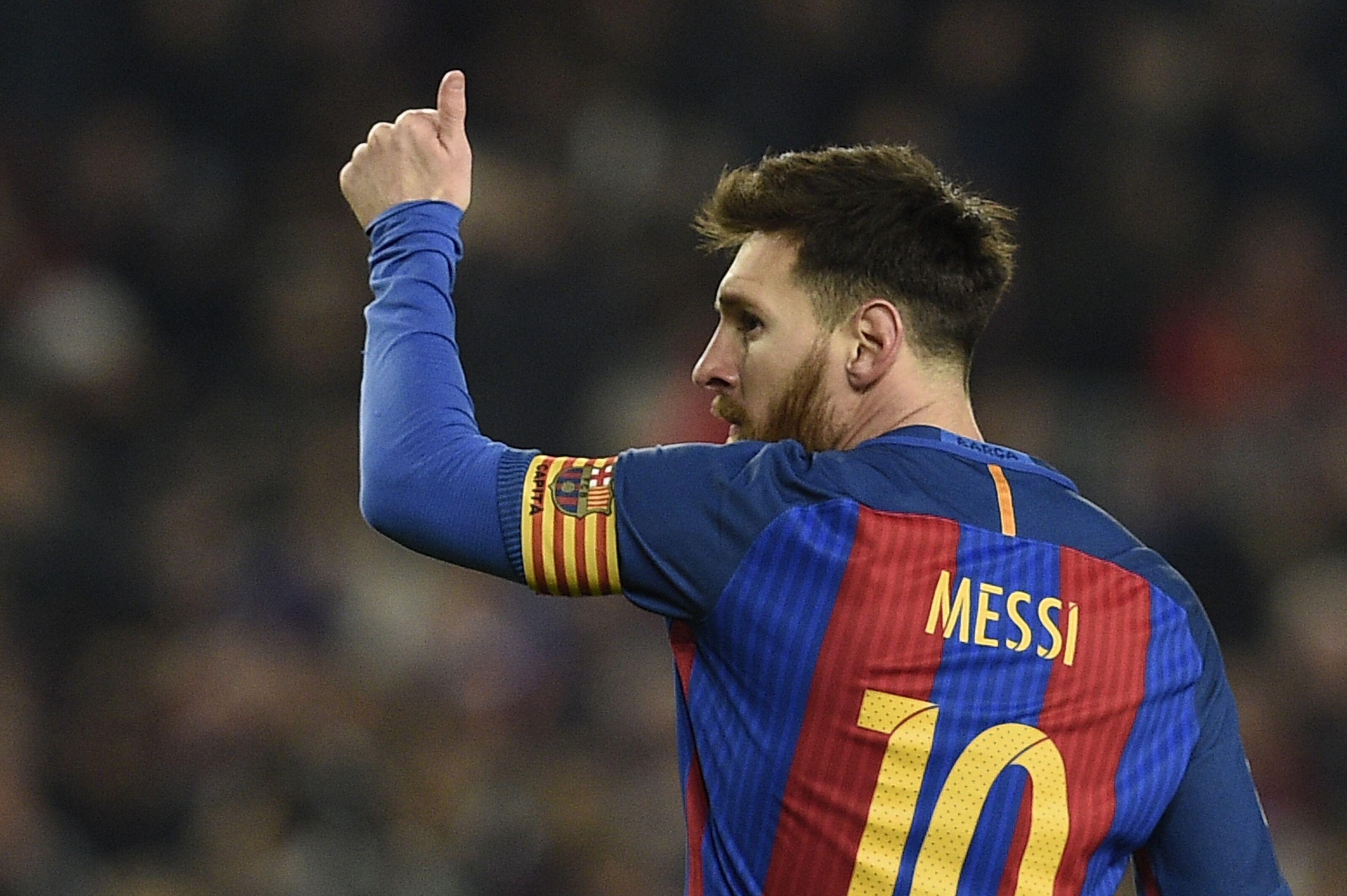 Lionel Messi asks Barcelona to sign Bayern Munich star