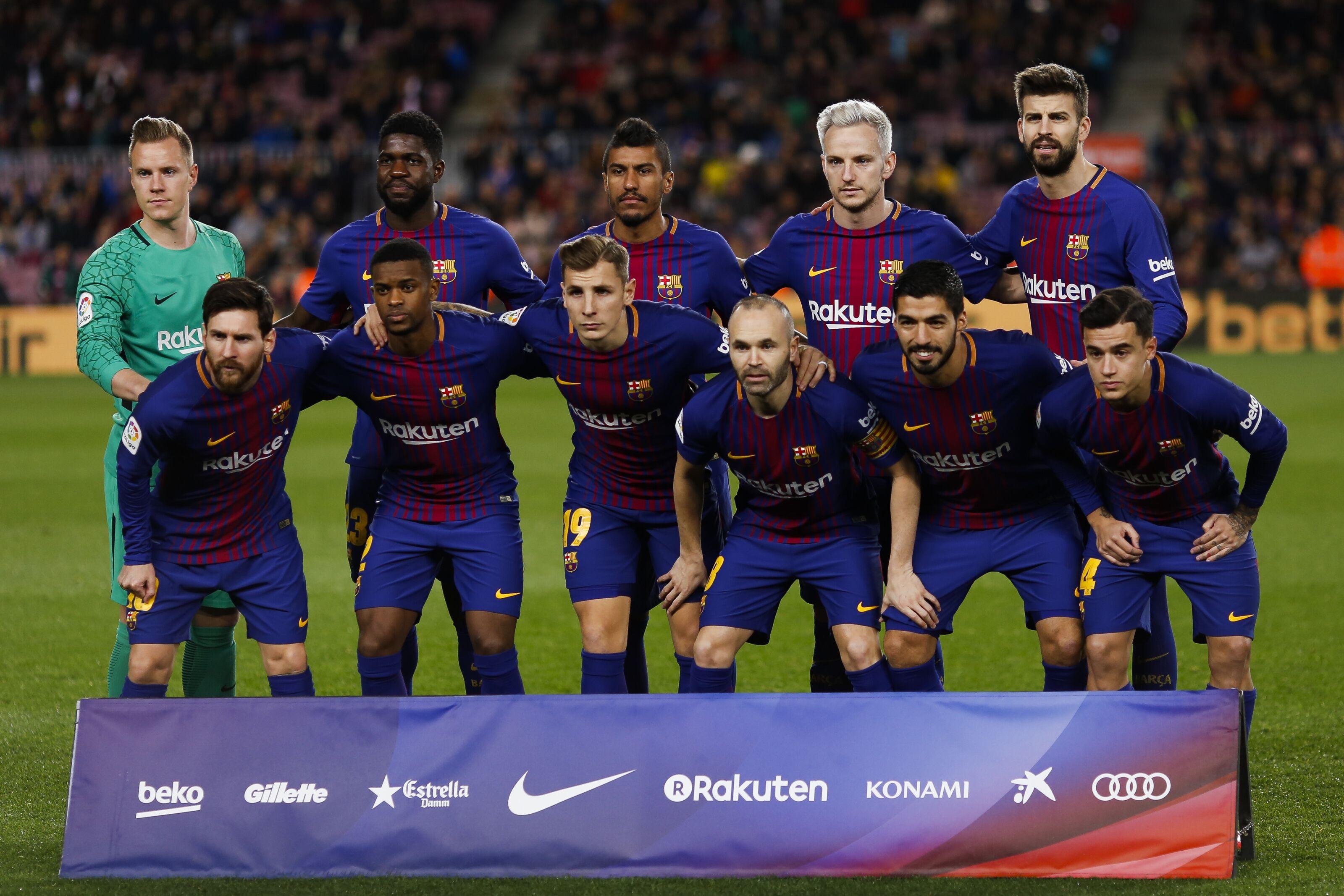 Barcelona La Liga Fixtures Released For The 2018 19 Season