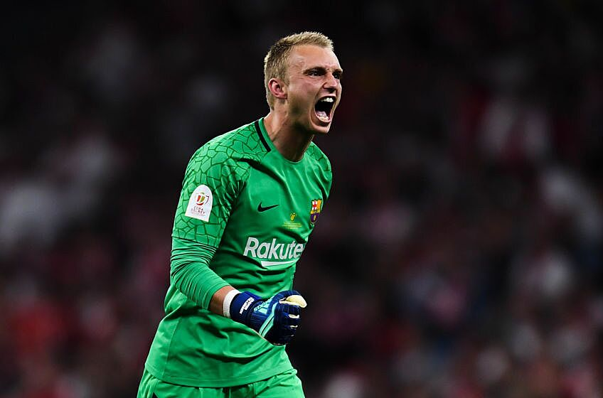 Barcelona : Liverpool Interested In Signing Jasper Cillessen
