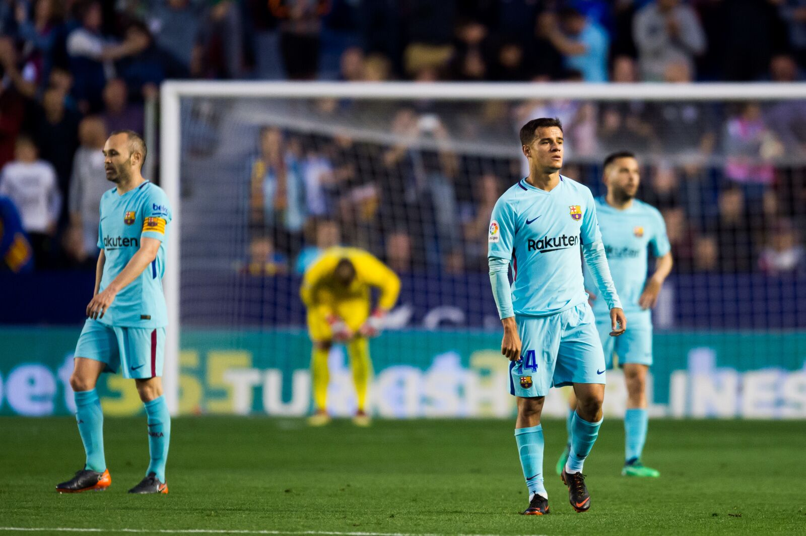 Barcelona travel to Levante in La Liga matchday 16