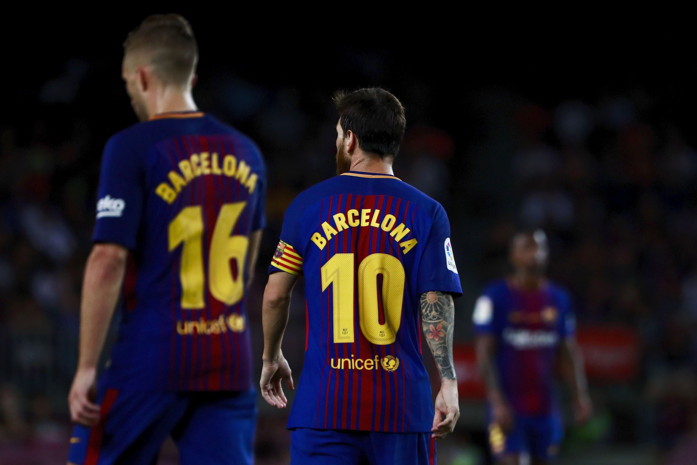3 Things We Learned: FC Barcelona Vs Real Betis 2017/18 La