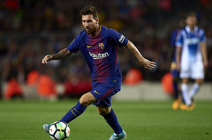 c83532c25 Lionel Messi showed that he is determined like never before against Espanyol