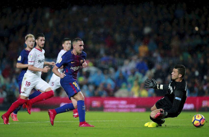 برشلونة واشبيلية بث مباشر كأس السوبر الاسباني