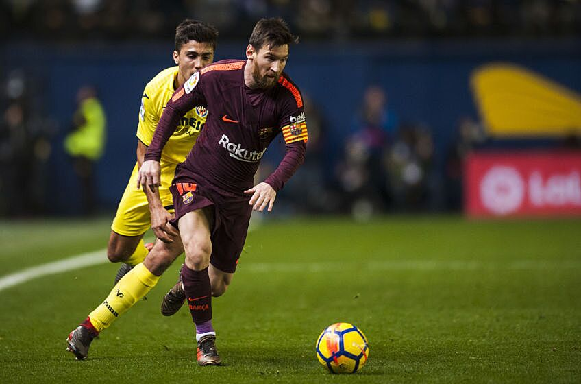 03452f86724 Messi equals Gerd Müller in historic goal record