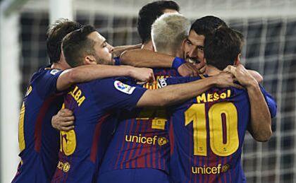Real Betis 0 5 Barcelona Player Ratings And Analysis