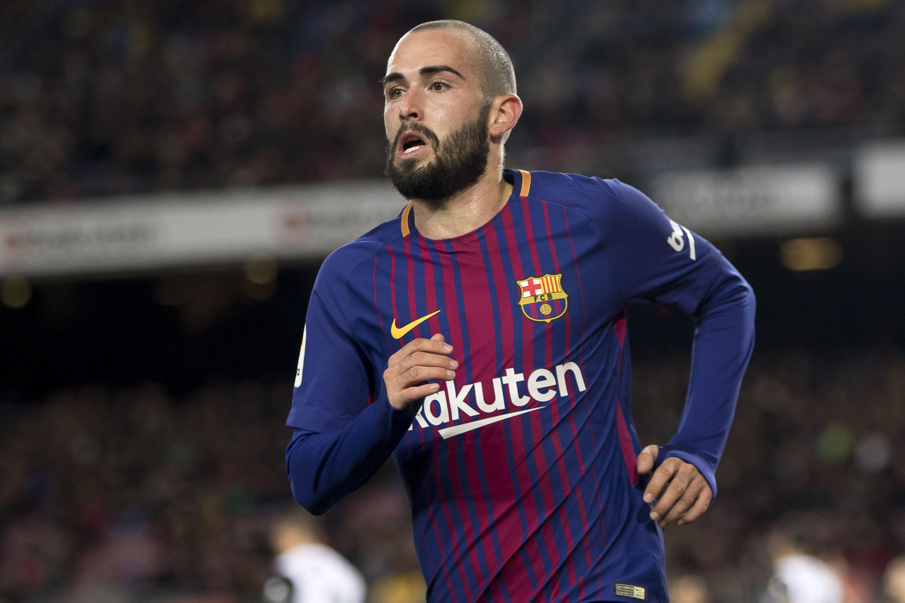 size 40 acb3f a7376 Barcelona : Aleix Vidal set to rejoin Sevilla to replace ...