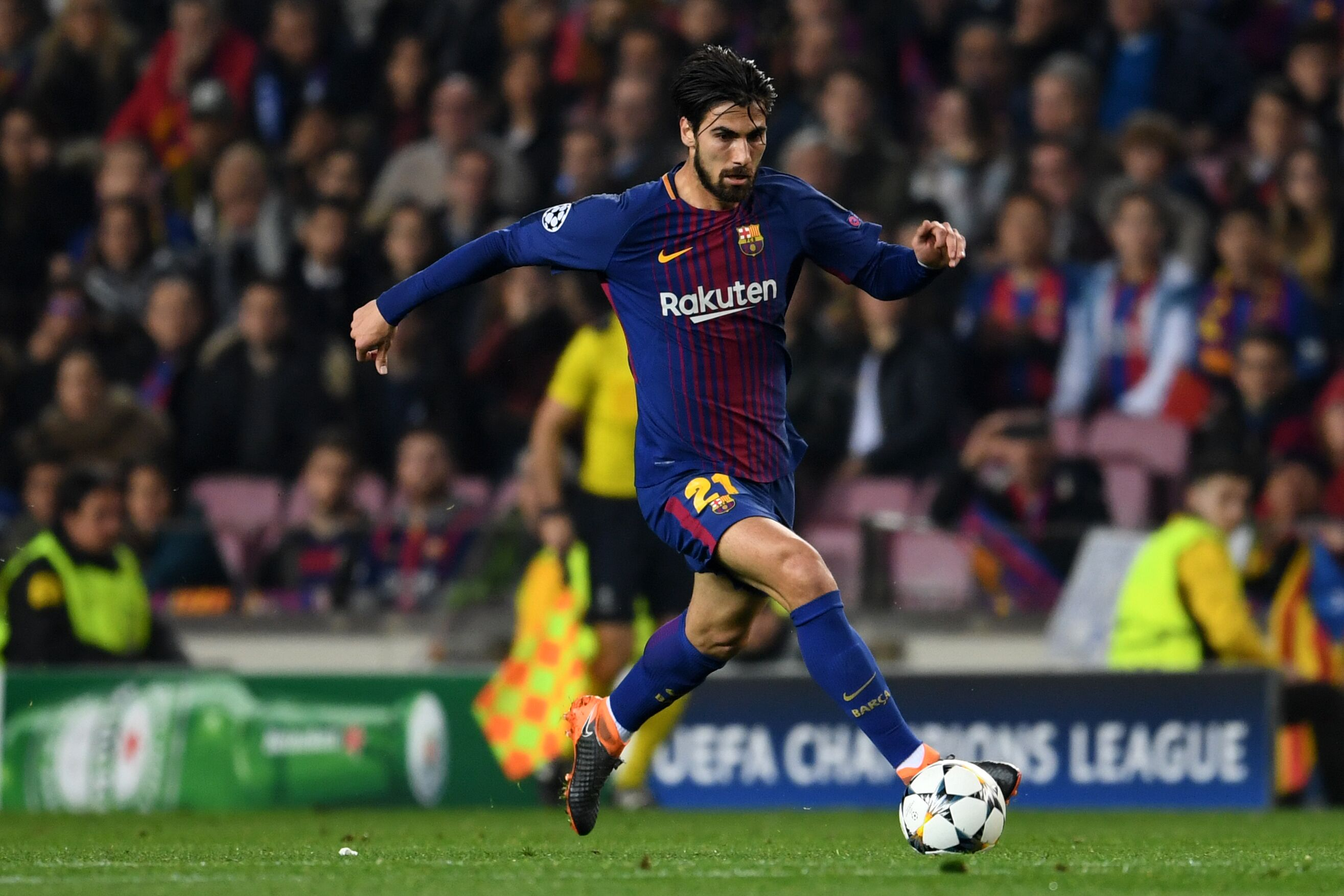 Image result for André Gomes 2018