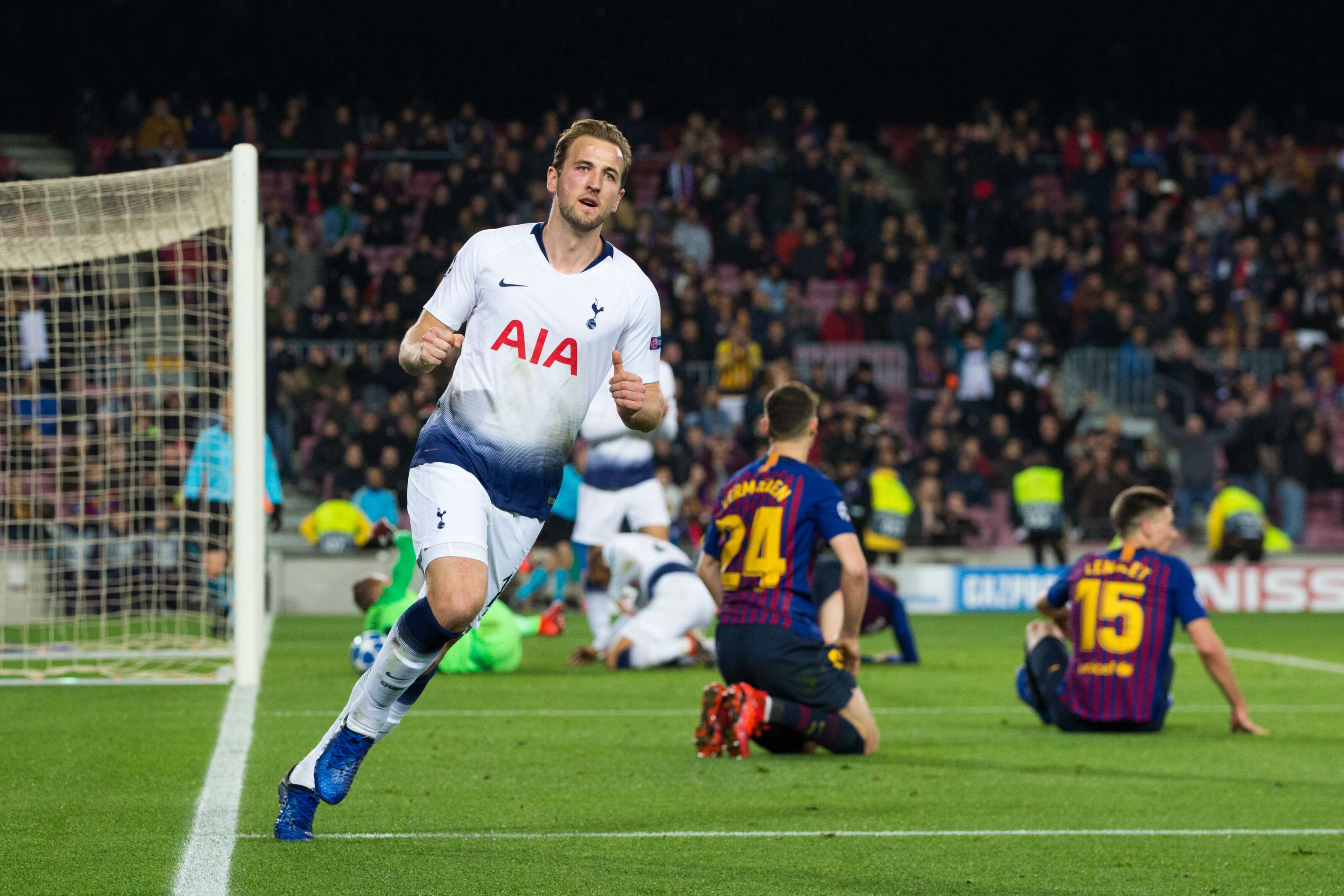 Tottenham gives green light to Harry Kane's exit to Barcelona