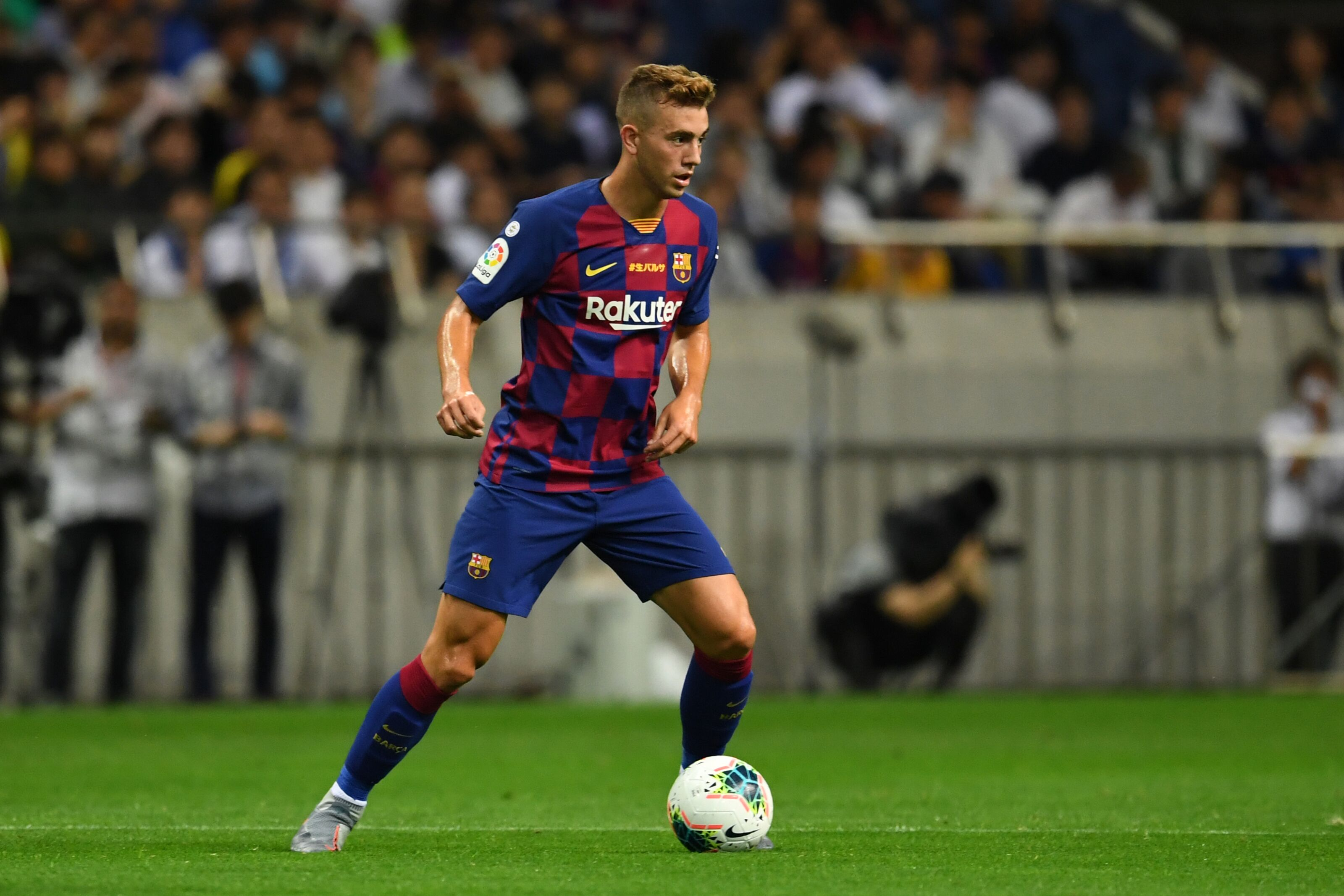 Two promising Barcelona youngsters set for loan moves