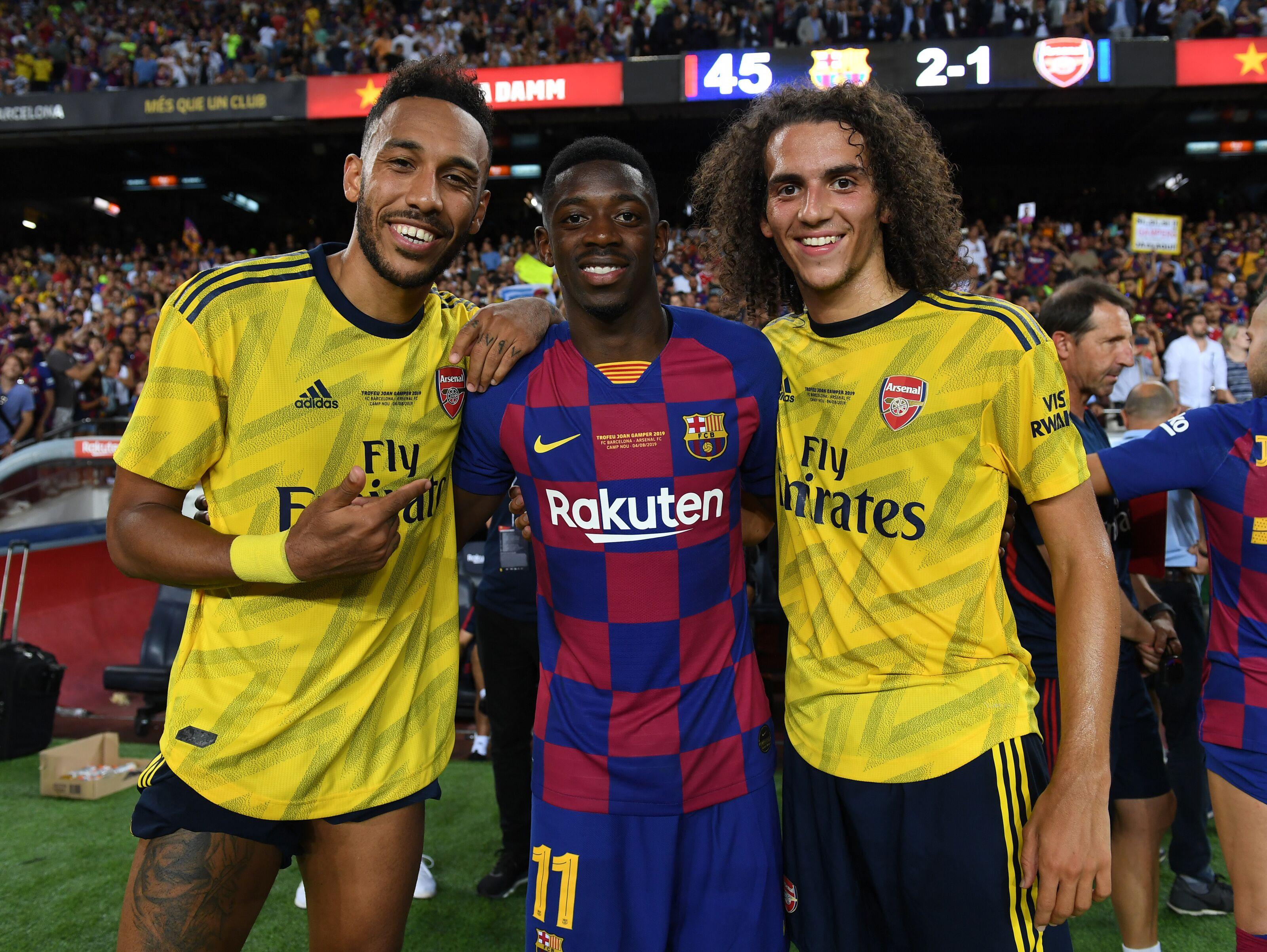 Arsenal prepared to accept Barcelona's bid for star striker