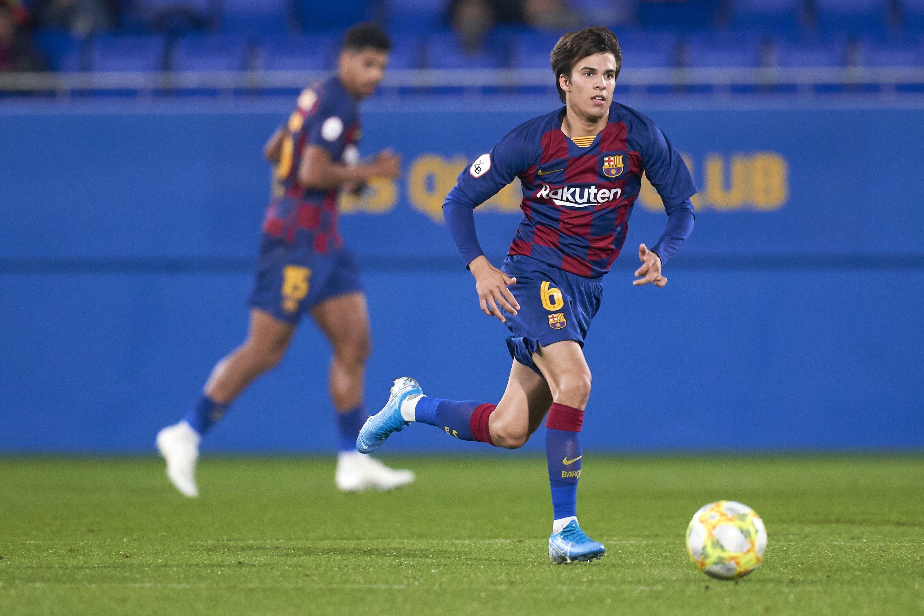 6 breakthrough stars from Barcelona's La Masia for 2020