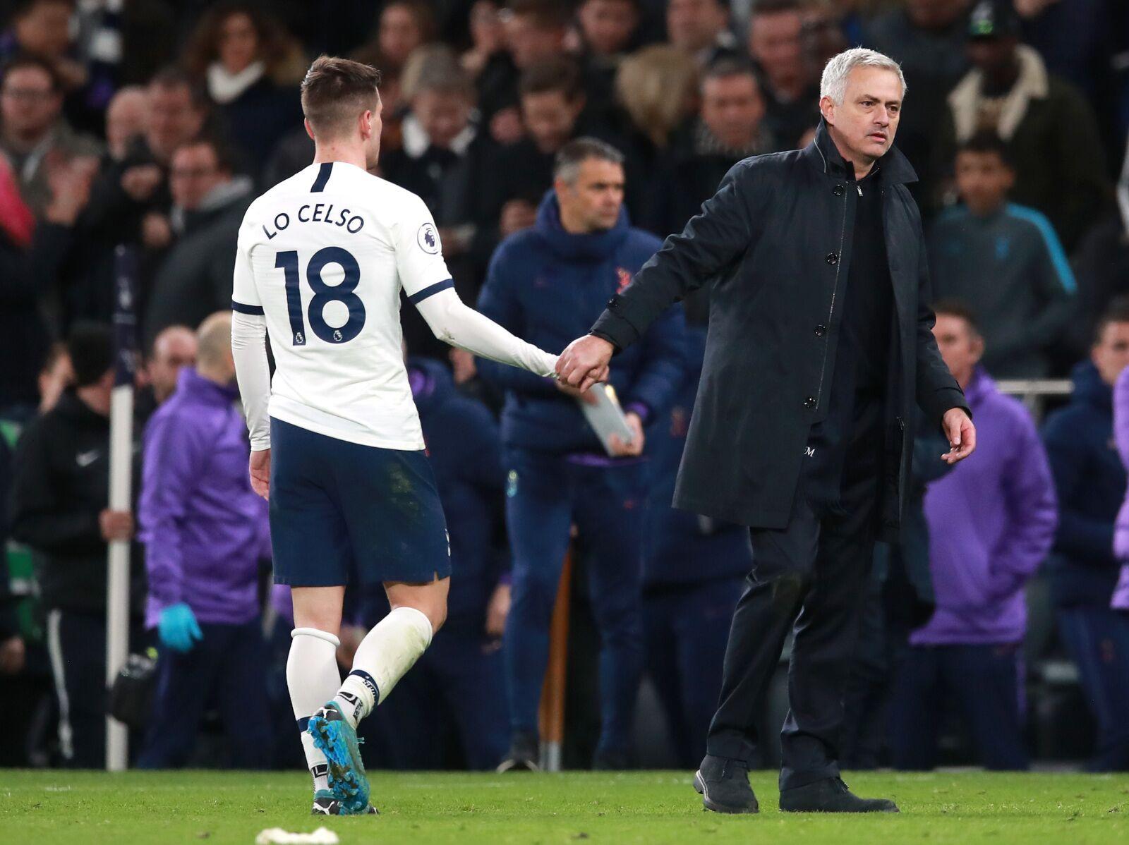Tottenham's Jose Mourinho proposes swap deal for new Barcelona target