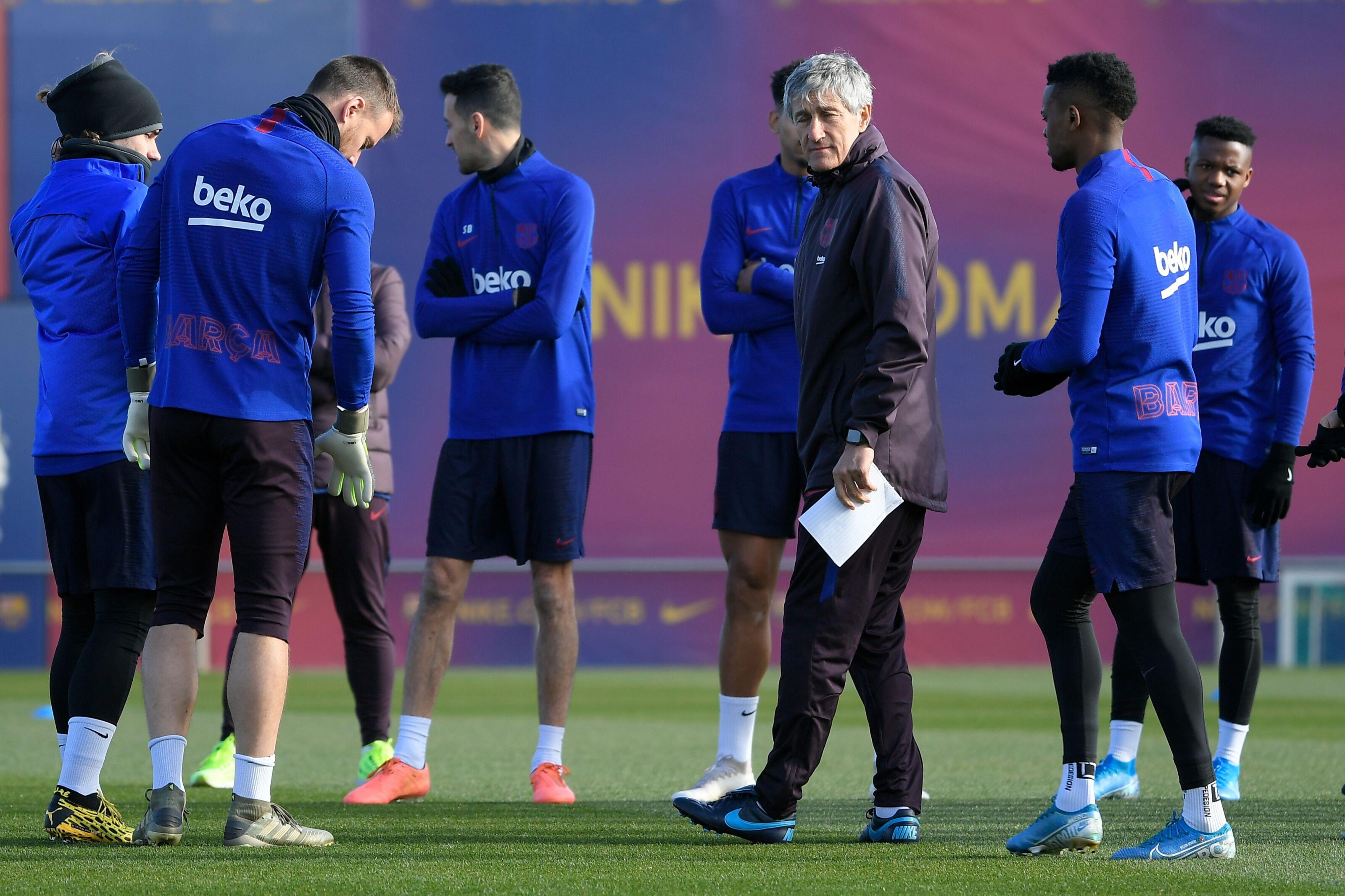 How Barcelona have changed under Quique Setien