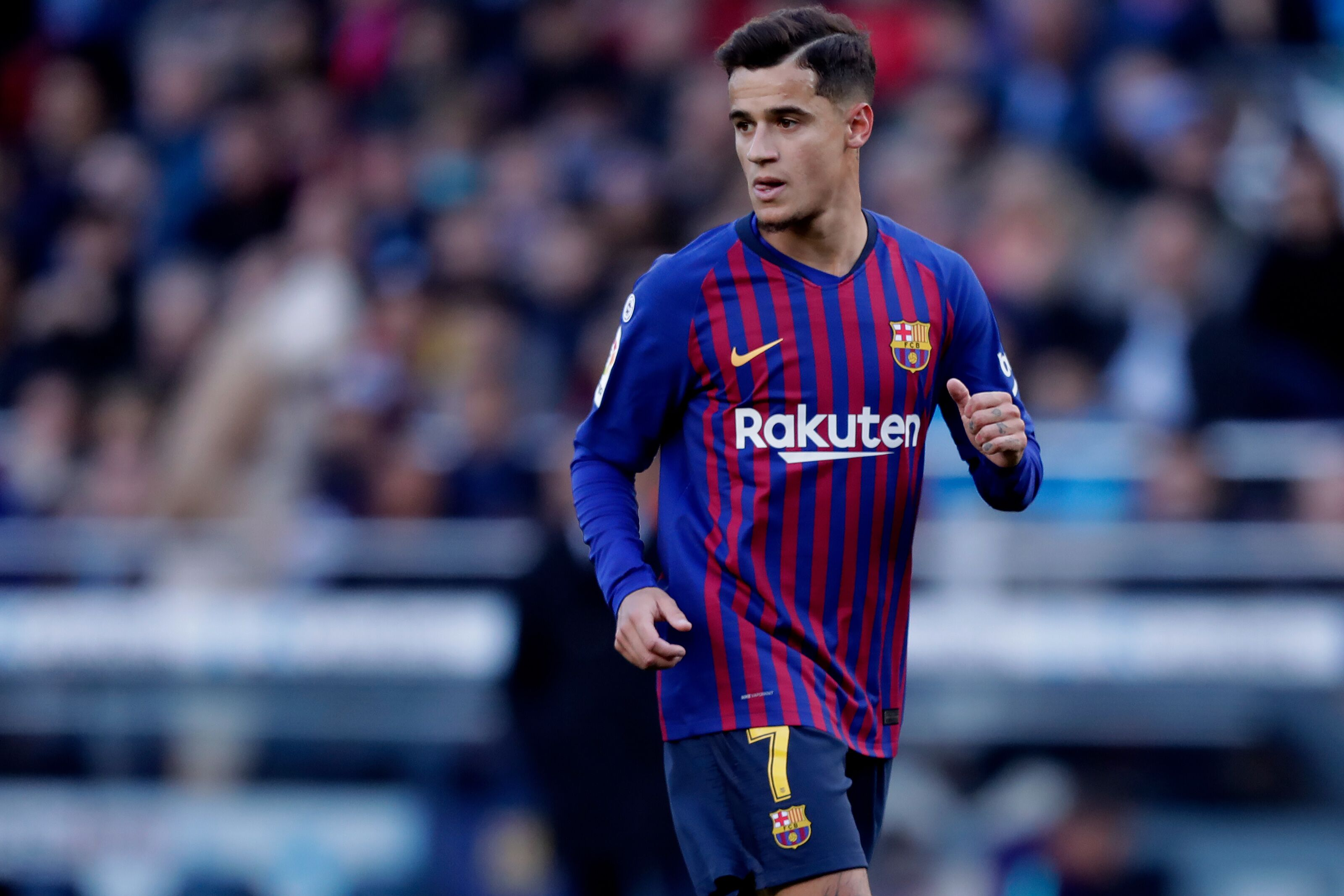 c171fc2a65a Barcelona: Philippe Coutinho continues to underperform