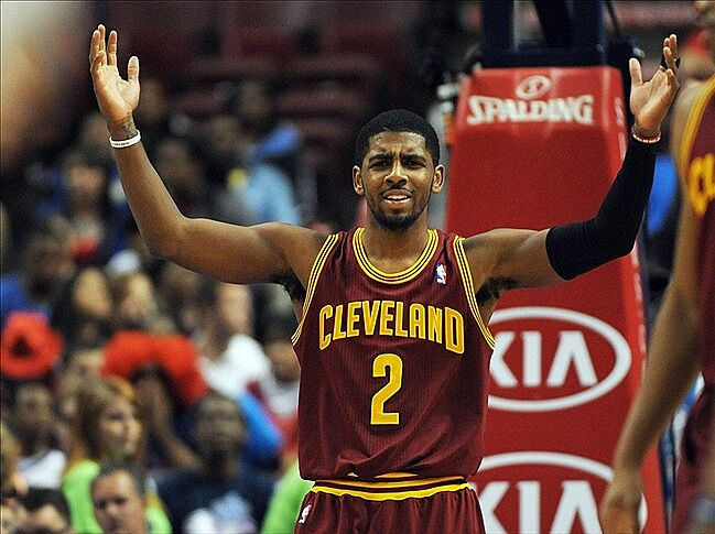 1e77939504b Fear the Sword Compares Kyrie Irving and Derrick Rose: Our Take