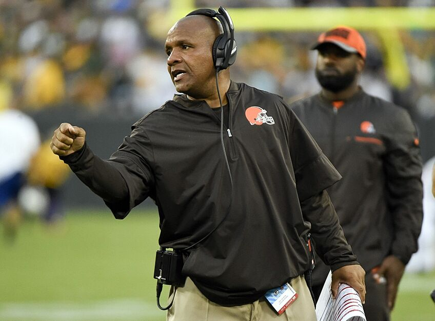 Cleveland Browns: How Long Will Hue Jackson Last As HC ...