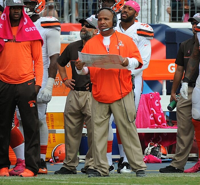 Cleveland Browns: 4 Candiates For The Dawg House In Week ...