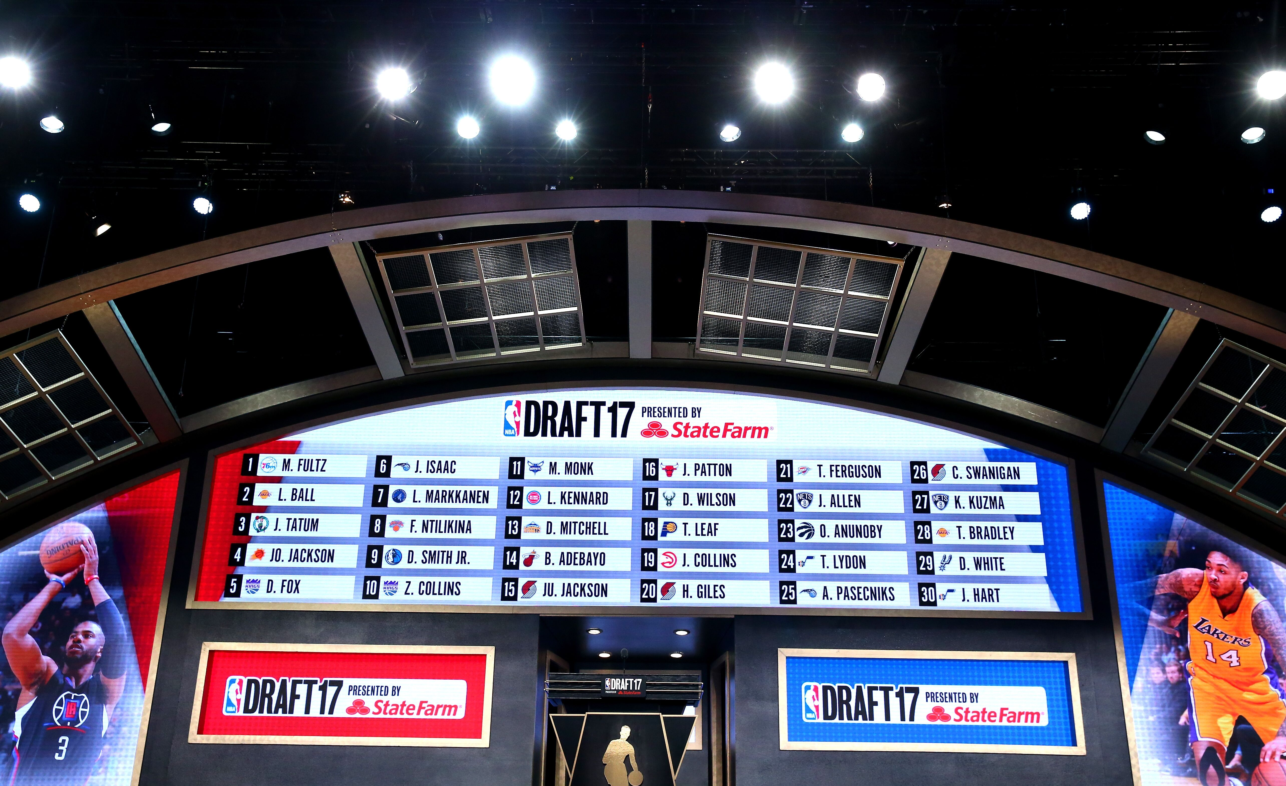 Cleveland Cavaliers  5 players to target with Nets pick in 2018 NBA Draft e7b3ec569a4