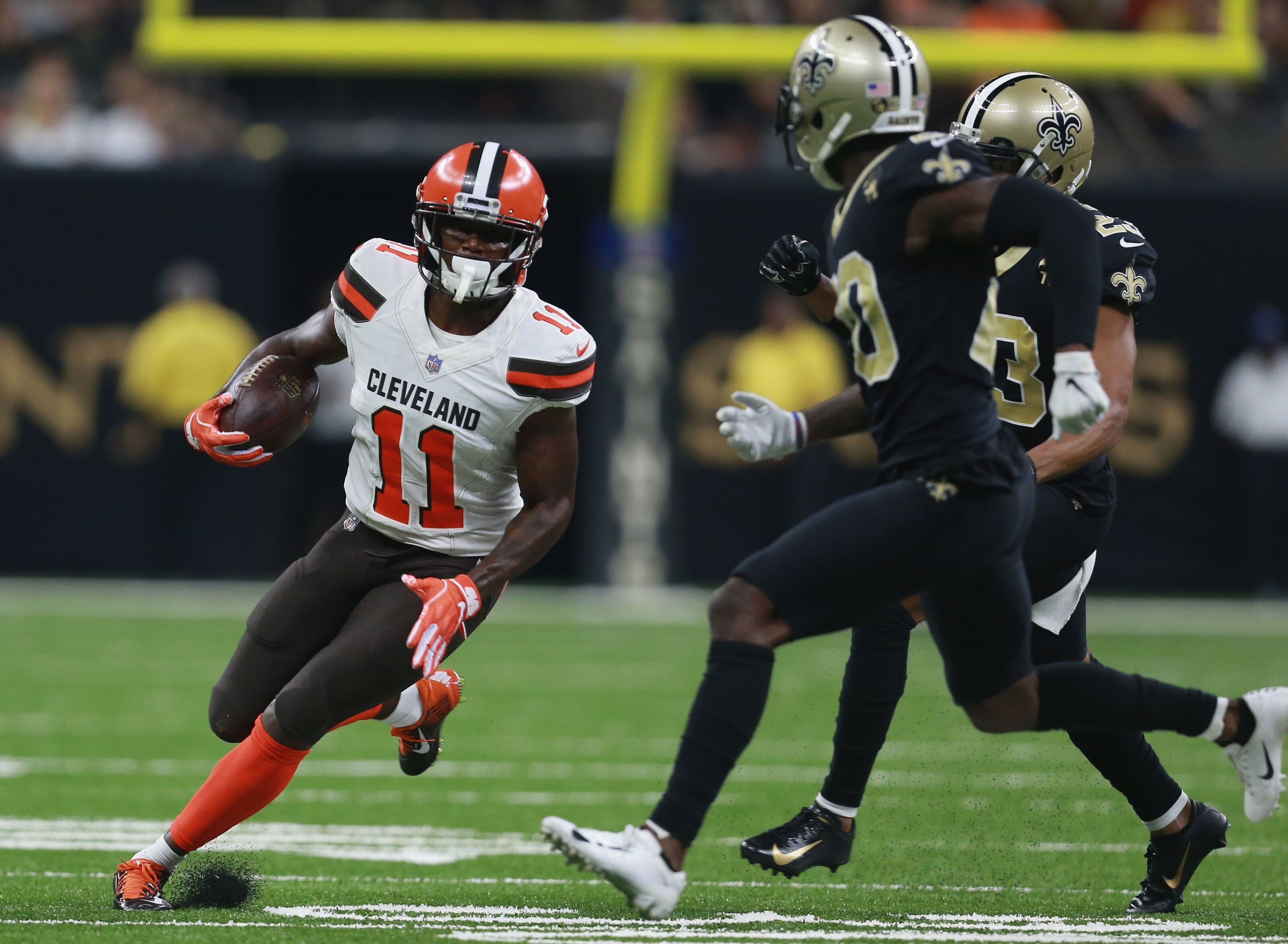 aa54ba01a Fantasy Football Week 3  Cleveland Browns options to consider