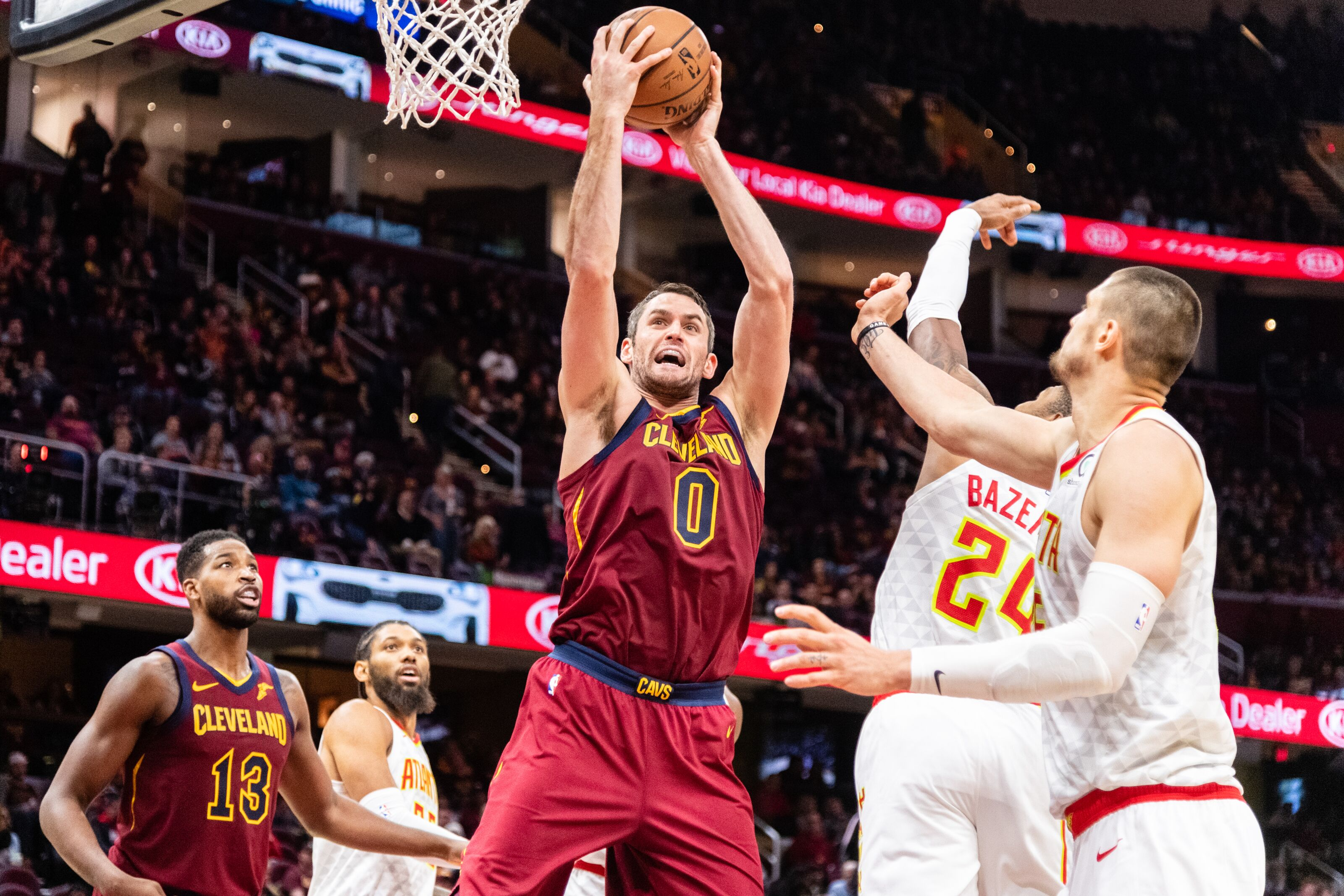 Cleveland Cavaliers: What Kevin Love, Blazers trade might look like