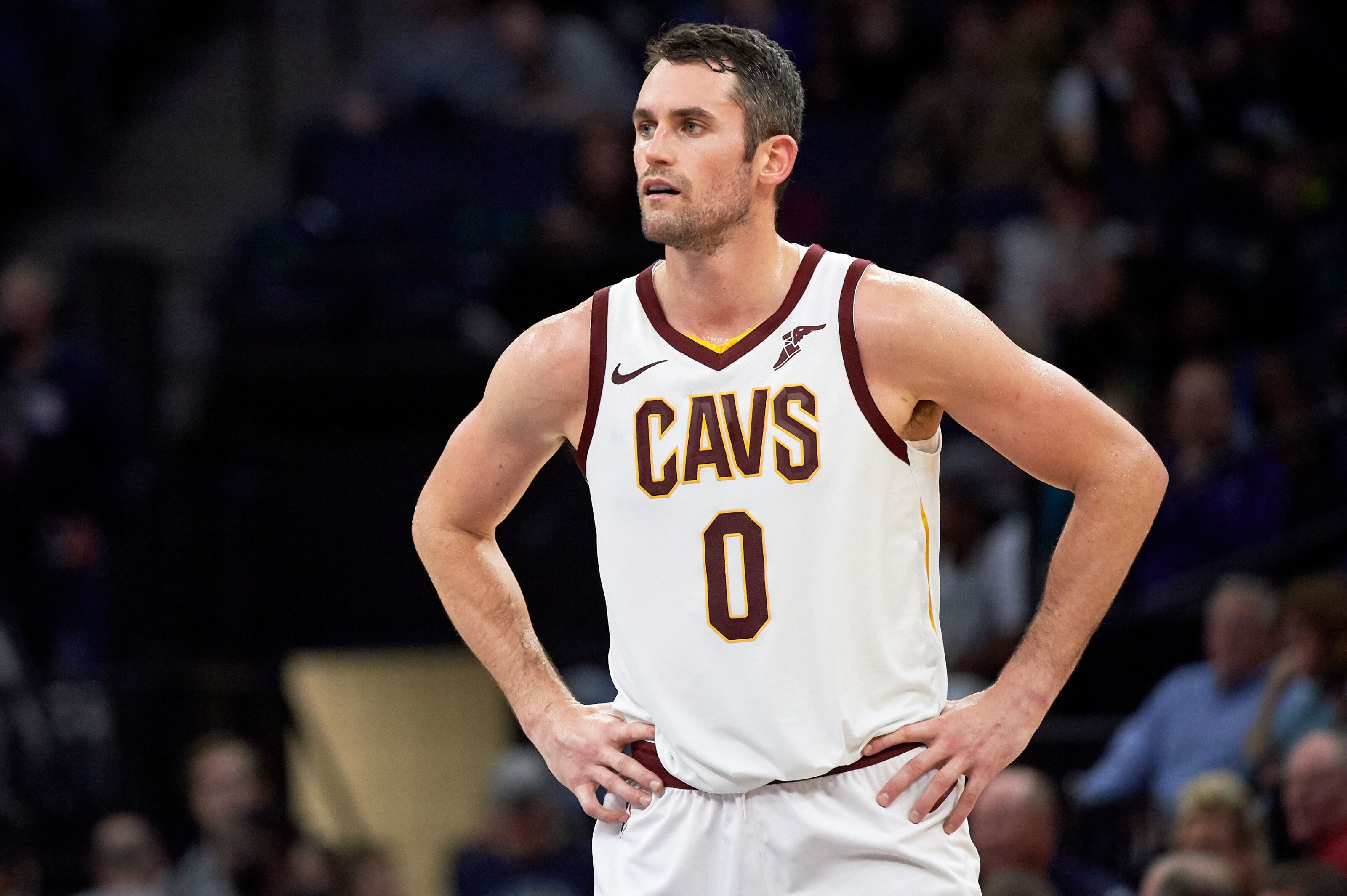 4c7f71b06cbd Cleveland Cavaliers rumors  On Kevin Love s trade value
