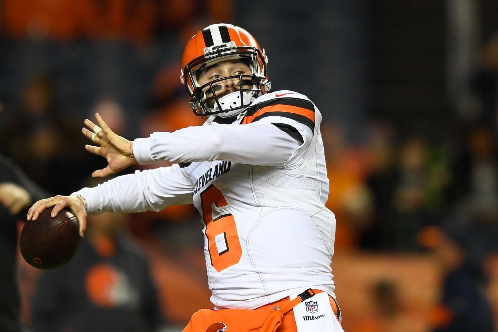 d1d58e596b6 Cleveland Browns  4 expectations for Baker Mayfield in 2019
