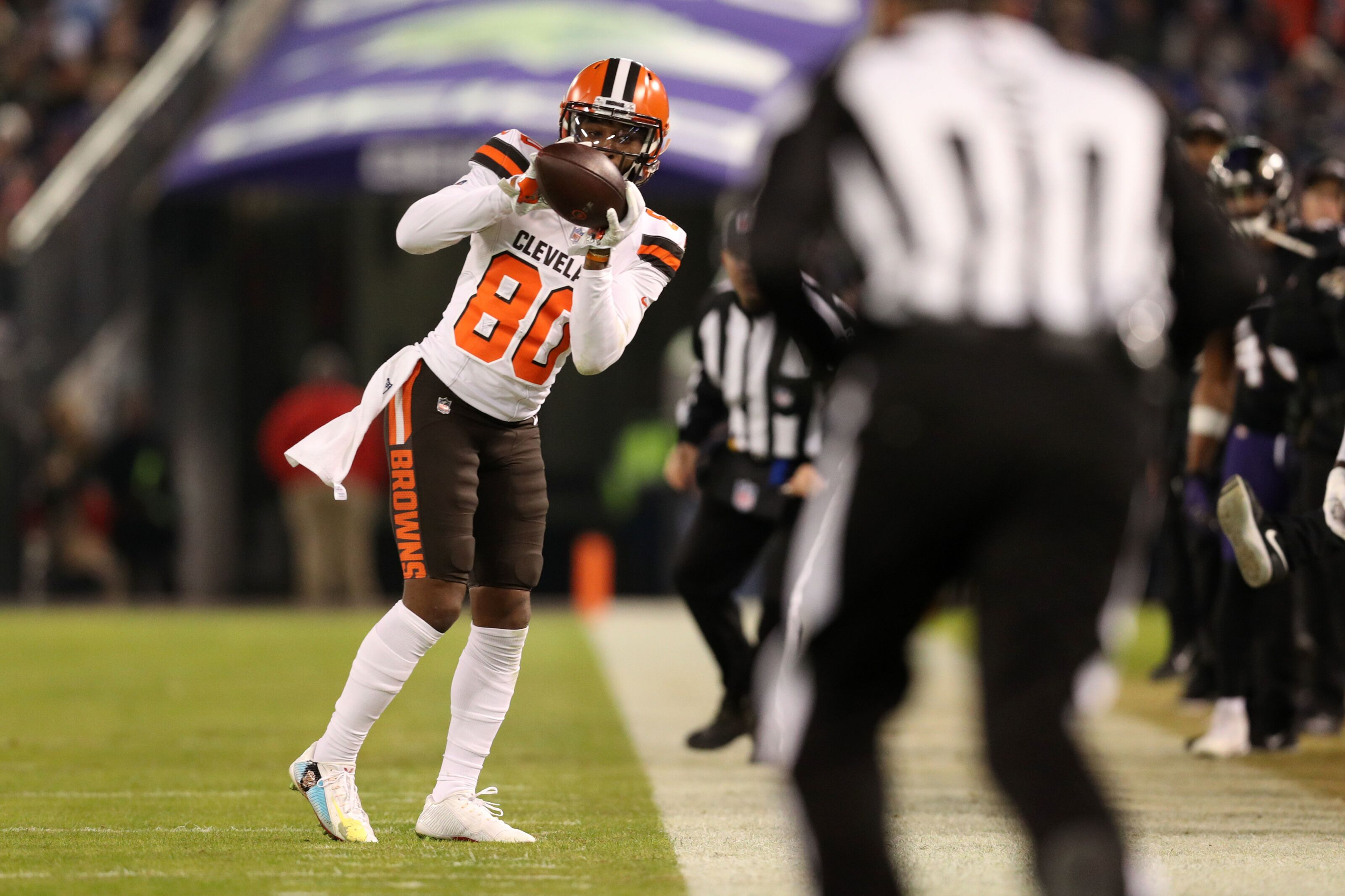 save off 25658 20714 Cleveland Browns: Randall trade more impactful than Jarvis ...