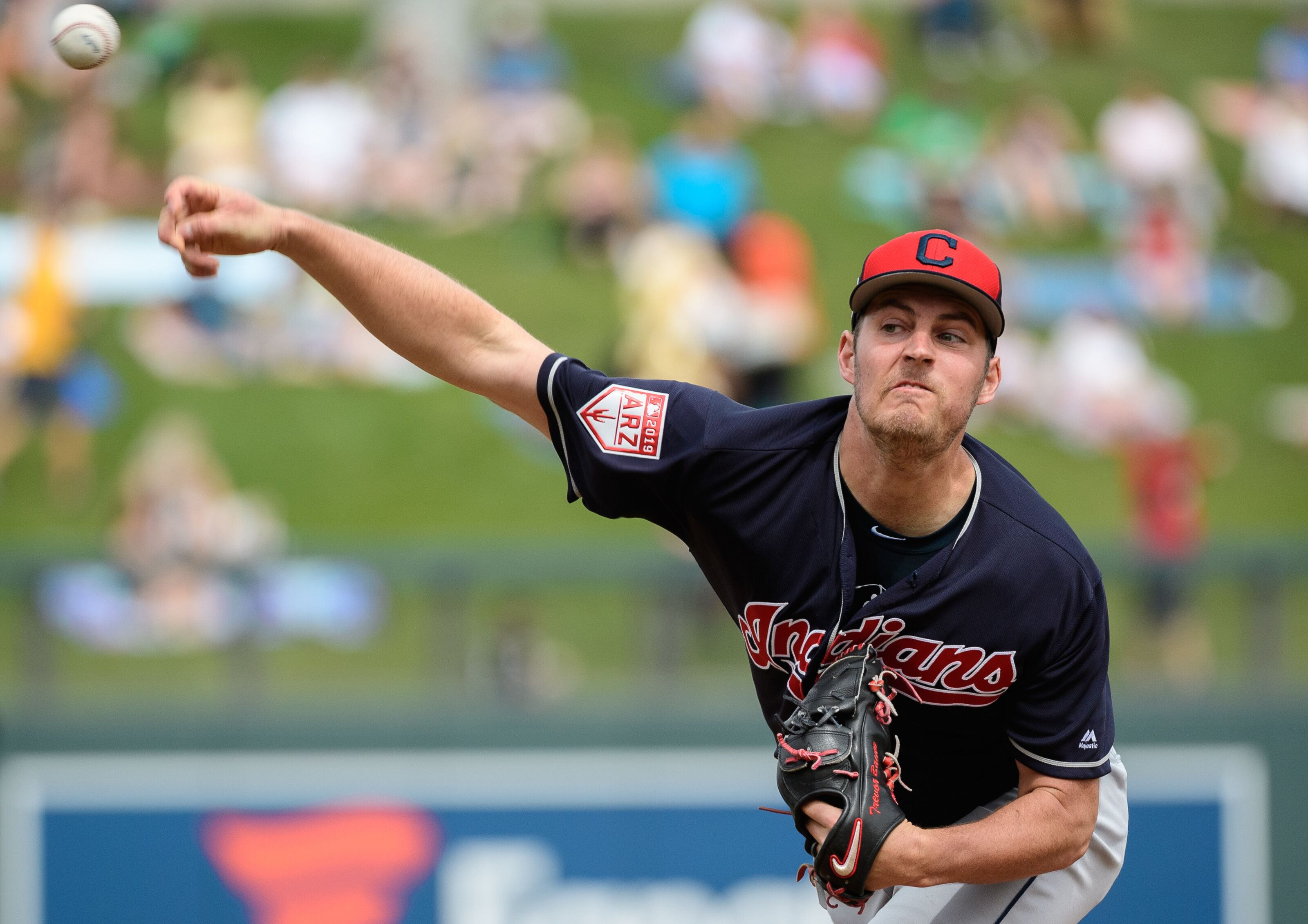 Cleveland Indians lower asking price for Padres in Kluber, Bauer trade talks
