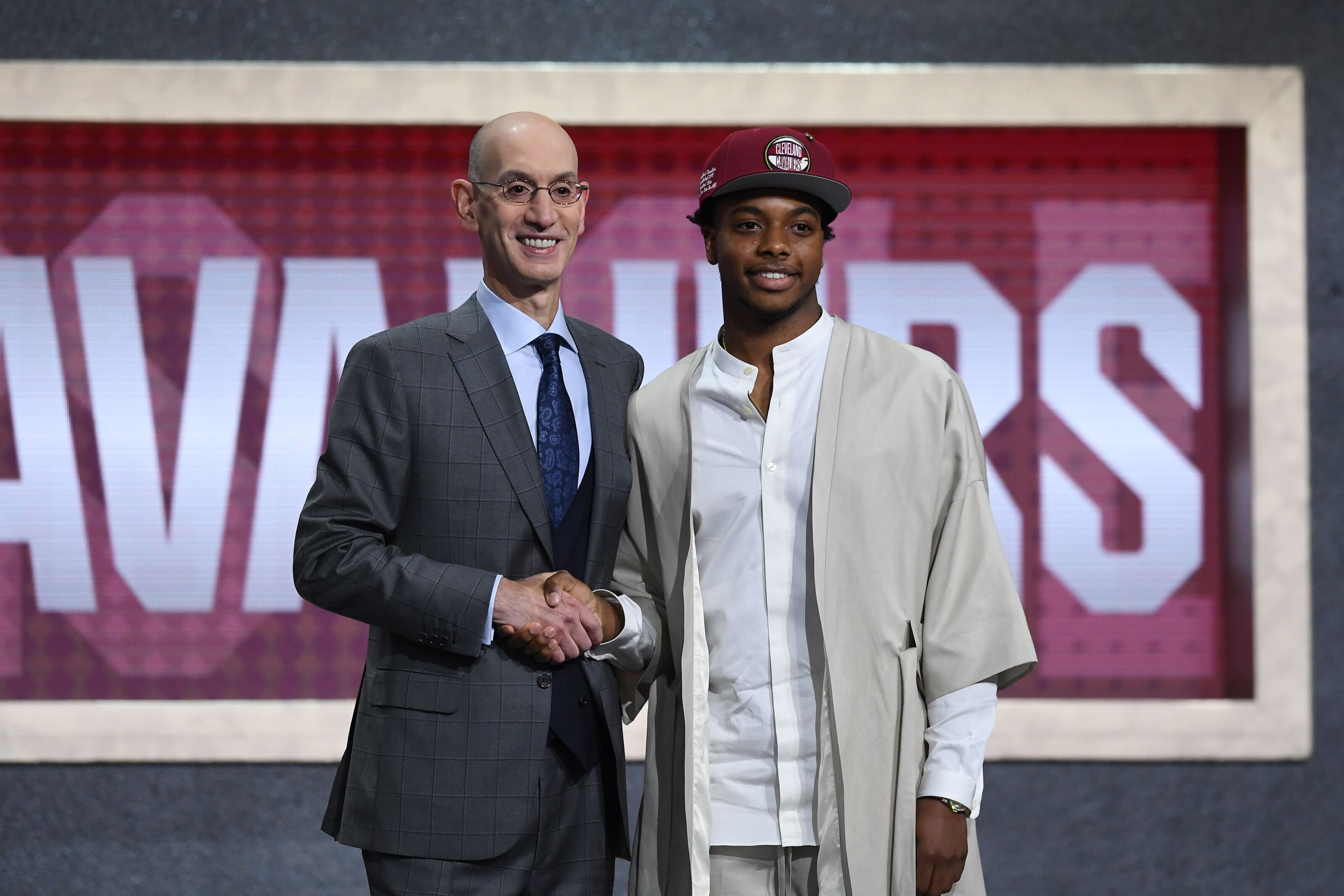 Cleveland Cavaliers: Collin Sexton, Darius Garland, who's going to create?
