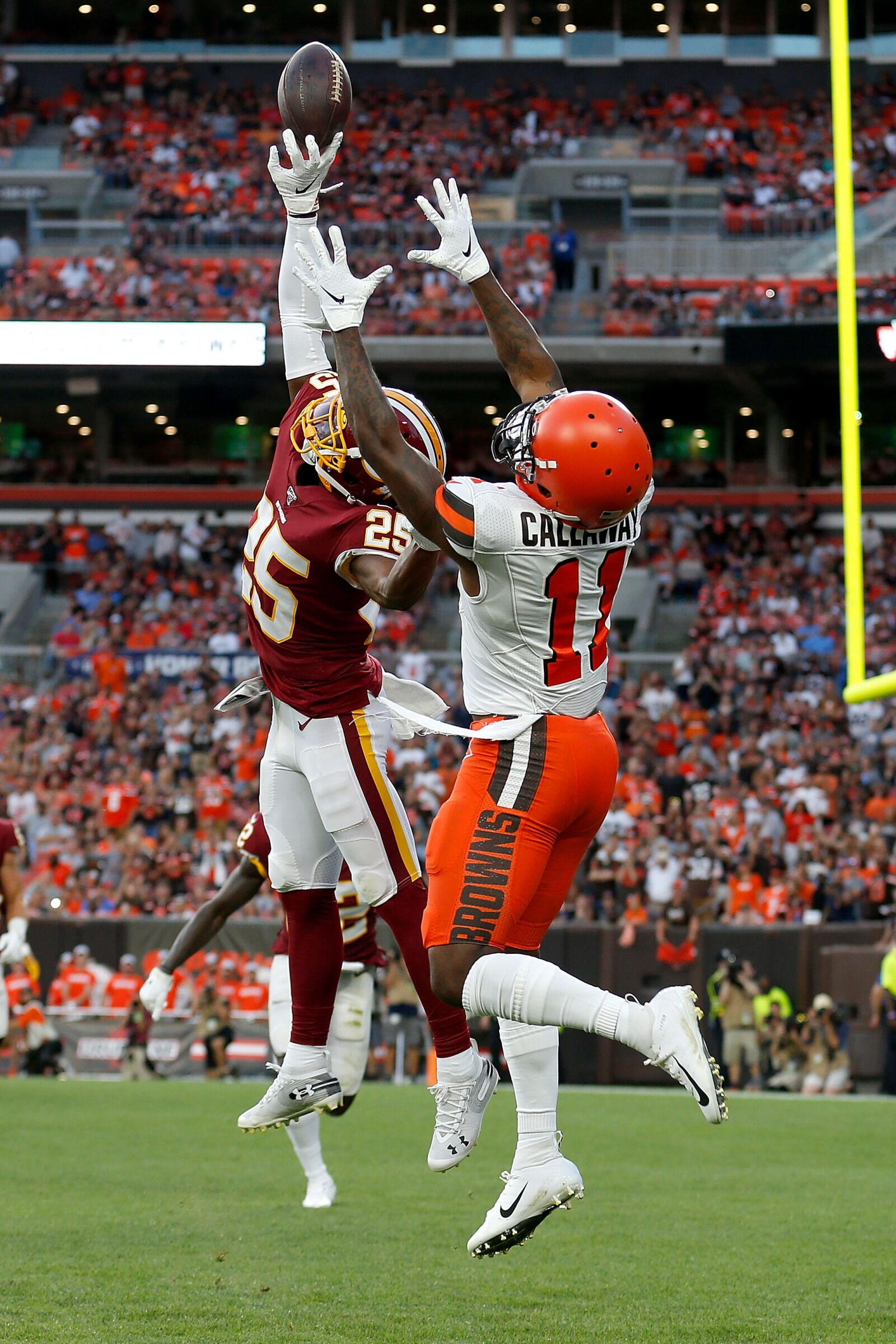 timeless design bfe81 c88aa Cleveland Browns: 3 impacts of Antonio Callaway's suspension
