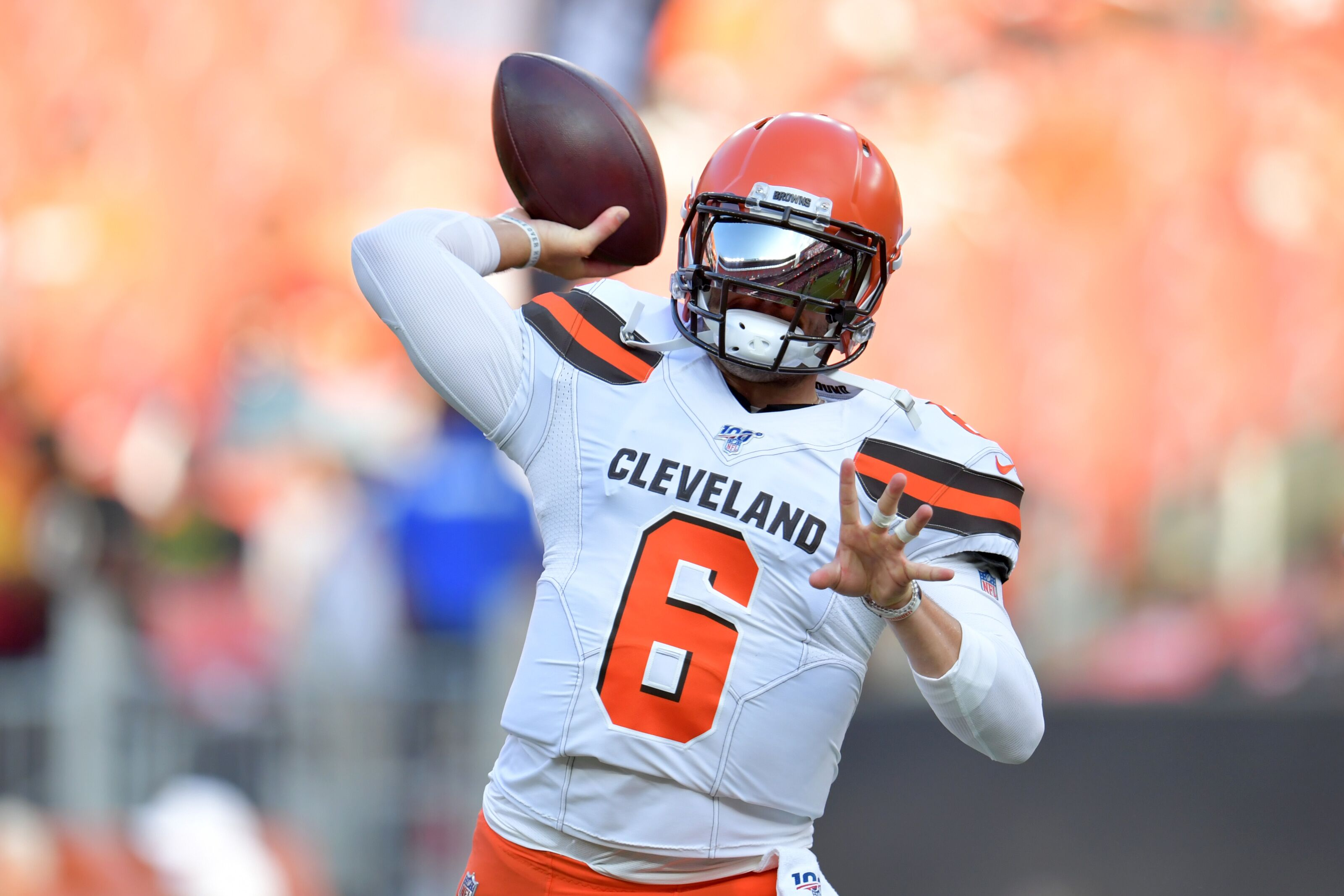 pretty nice c846d 1fef6 Cleveland Browns: Breaking down the quarterback room
