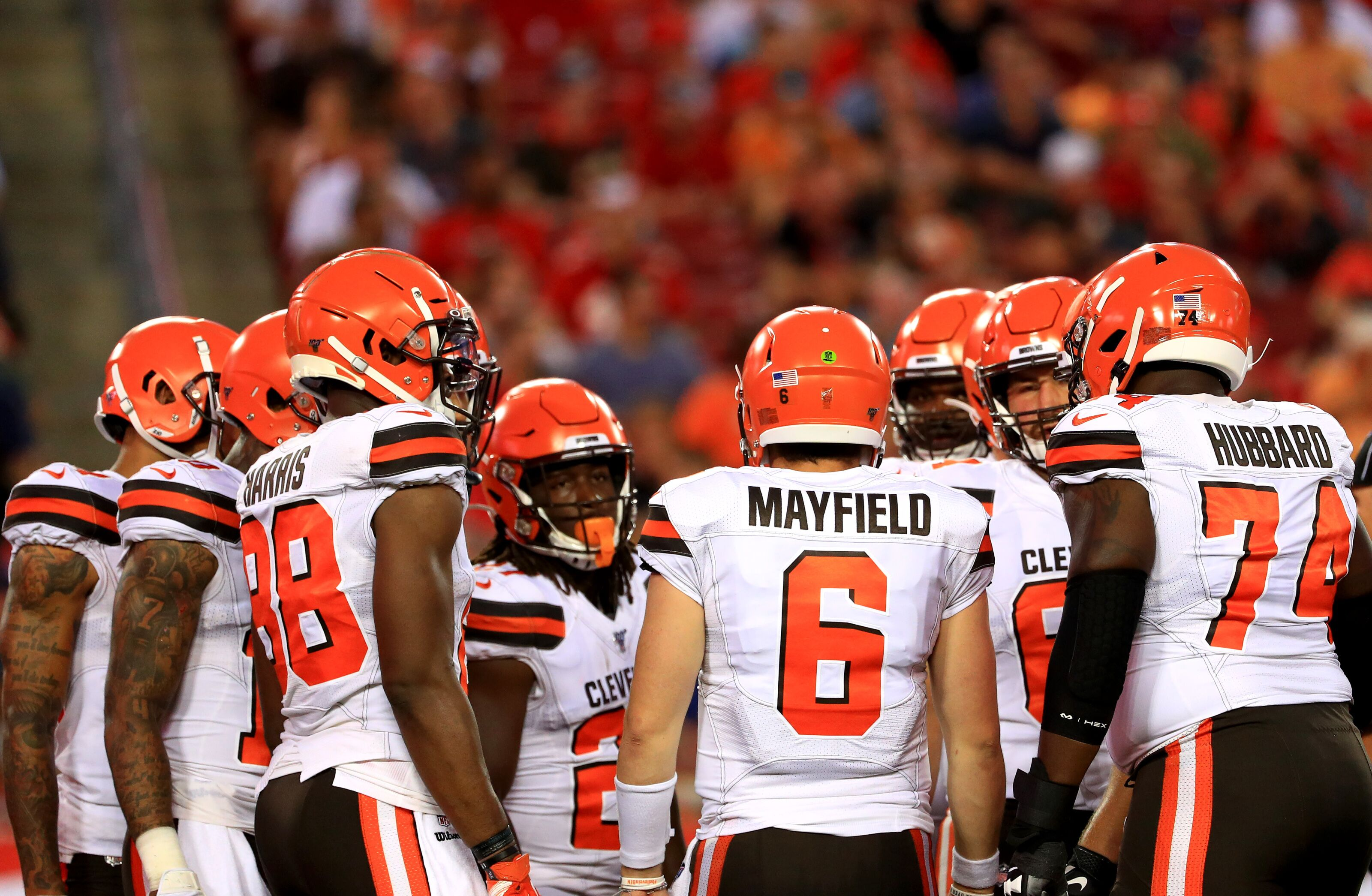 e7335448 Cleveland Browns: 5 players whose stock is down after Buccaneers loss
