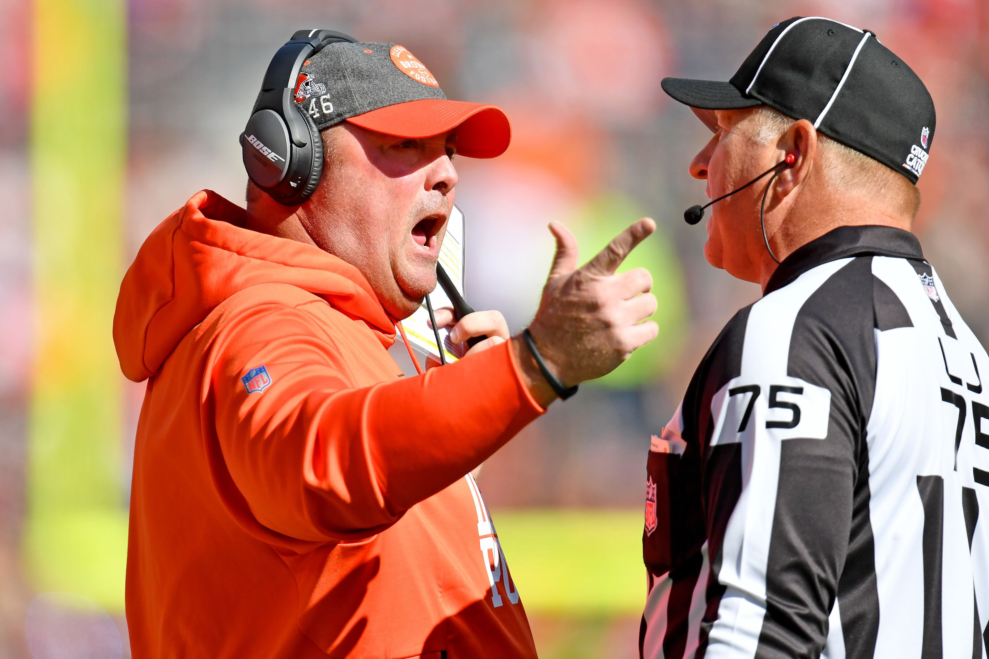 Cleveland Browns: Fire up the hot seat, there's room for Browns' coaches
