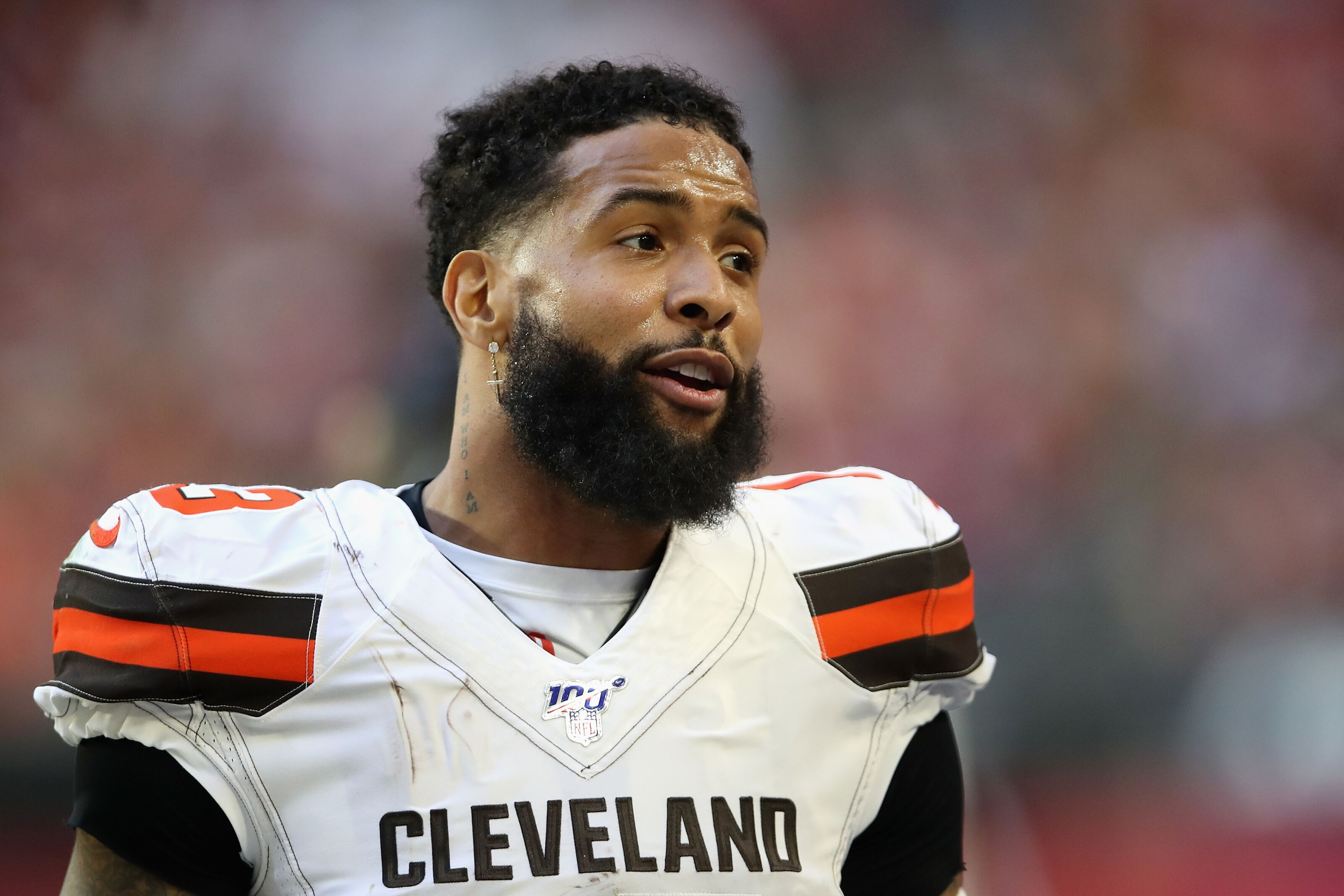 obj trade to cleveland browns