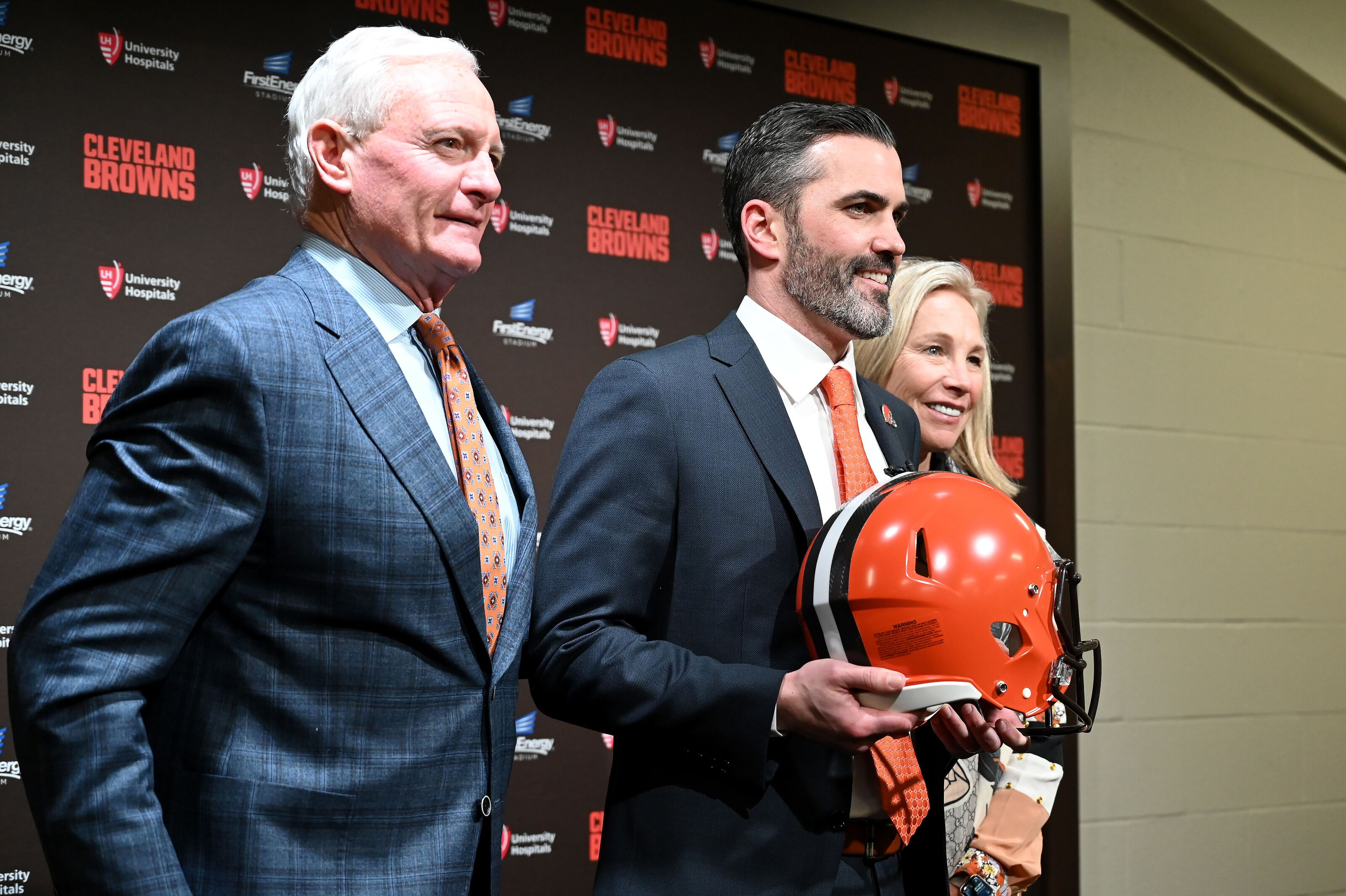 Reading the tea leaves on the Browns NFL draft strategy.