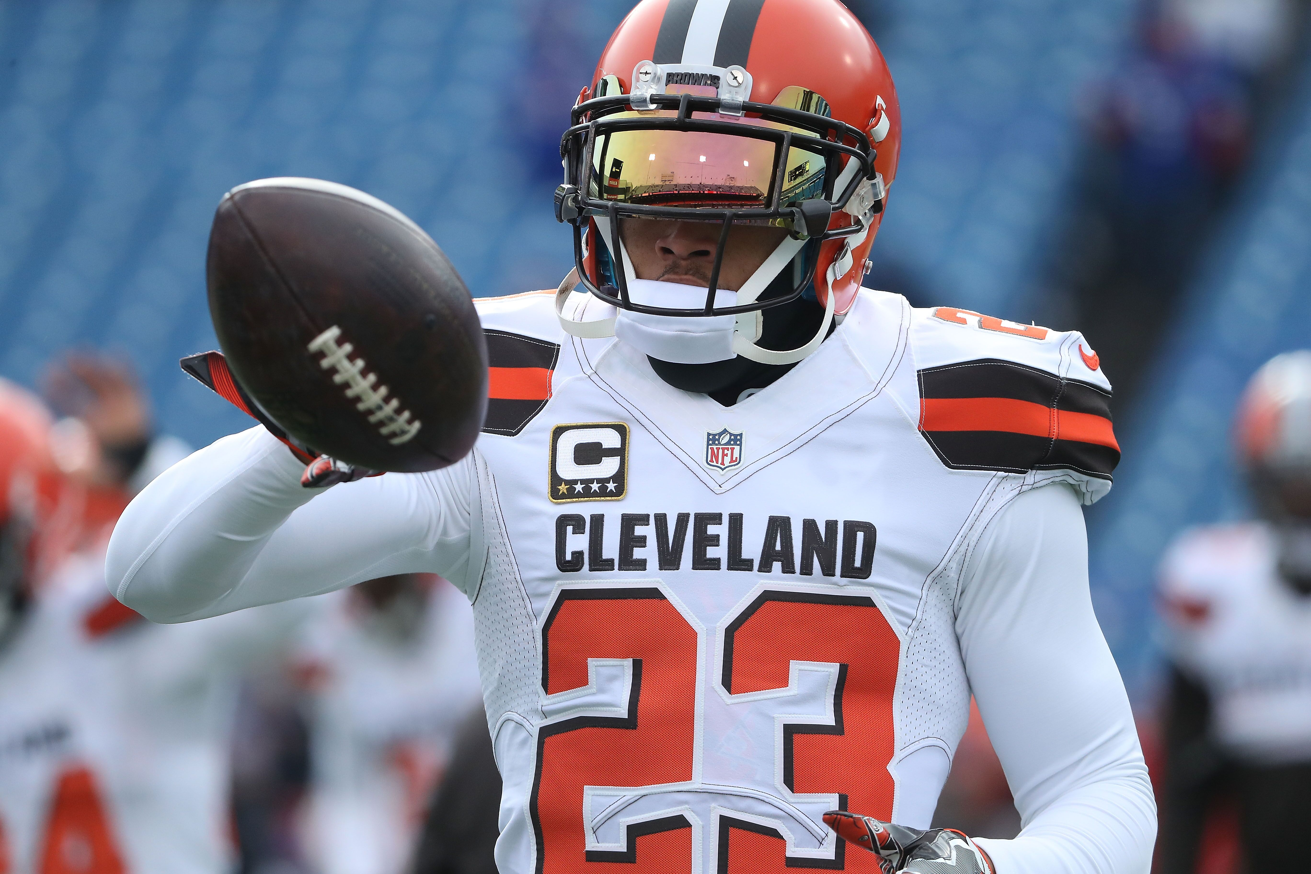 09edf42d902 Cleveland Browns: How successful are the jersey sales?