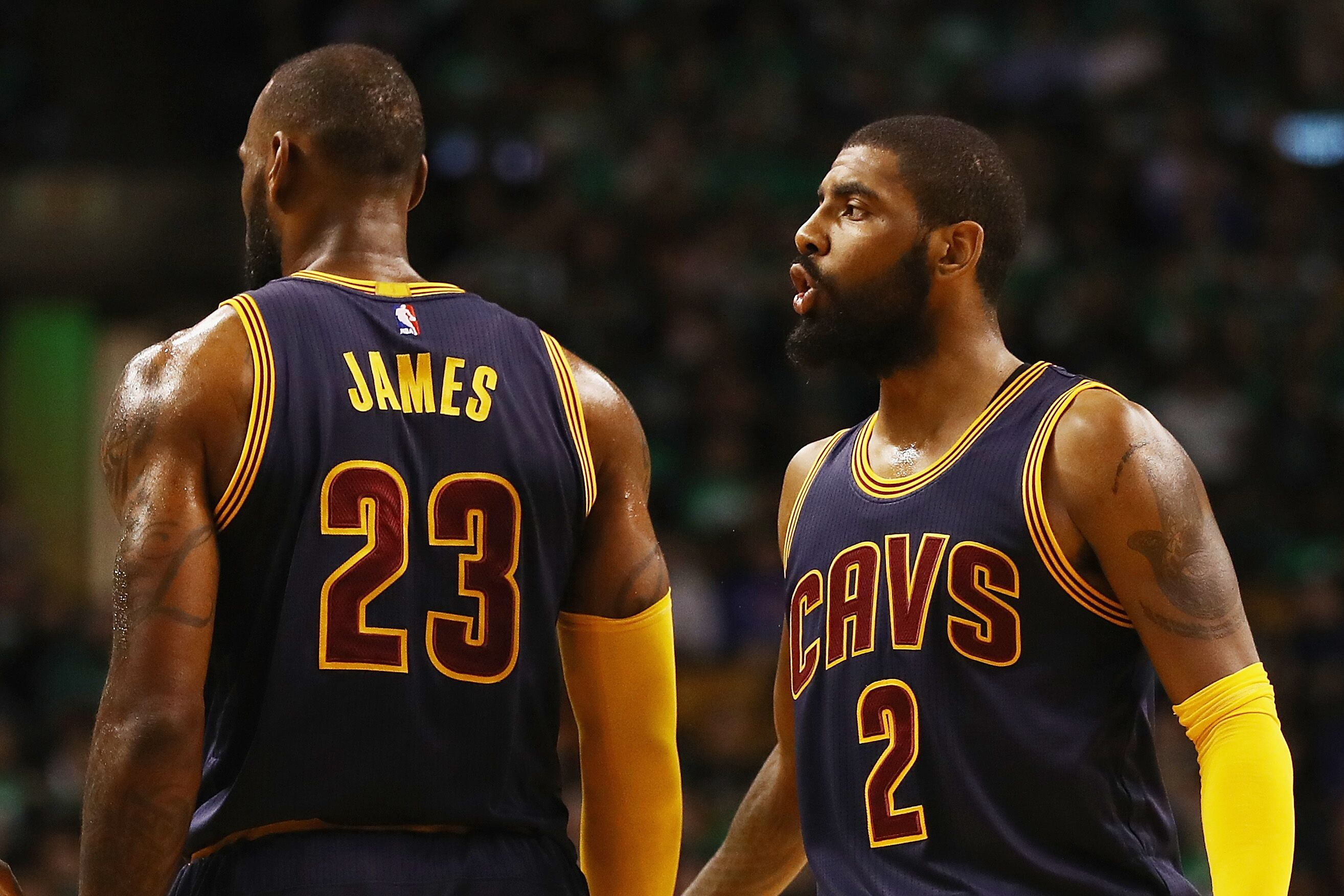 94df4da5e836 Kyrie Irving was telling Jimmy Butler to avoid Cleveland Cavaliers