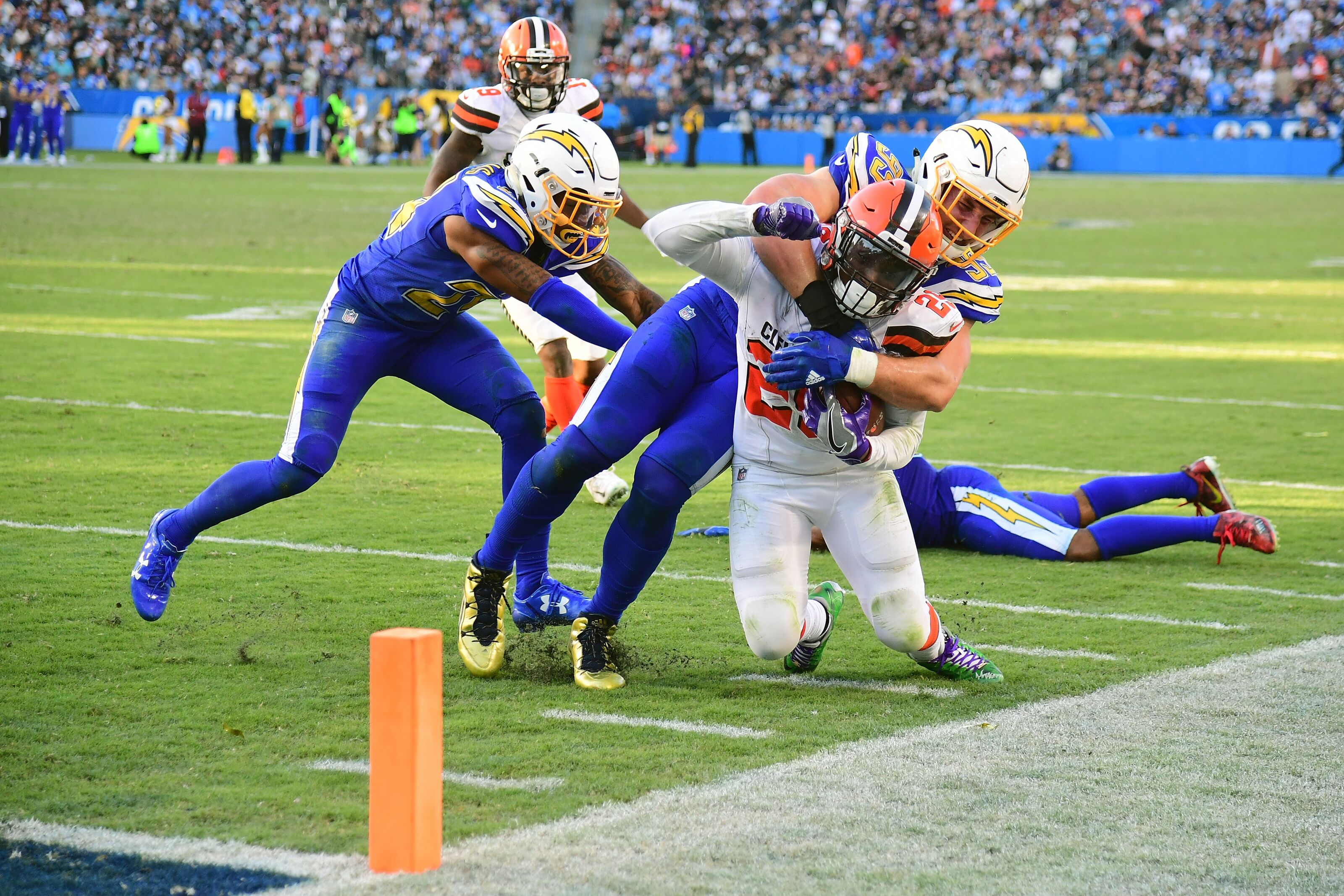 5 Reasons Cleveland Browns Will Beat Chargers Become Afc