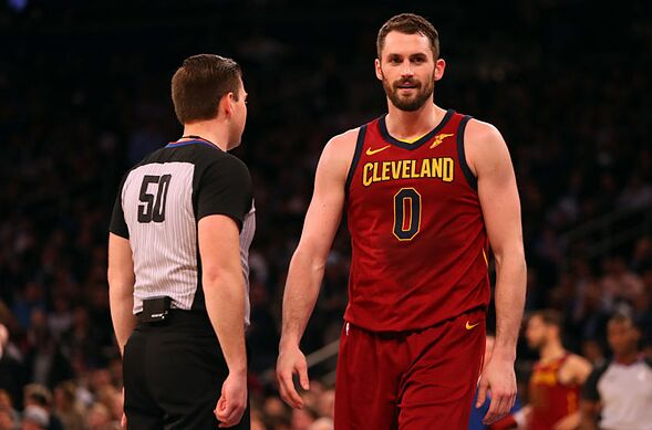 check out bce40 6f8c1 Cleveland Cavaliers: 5 trade scenarios for Kevin Love in 2019-20